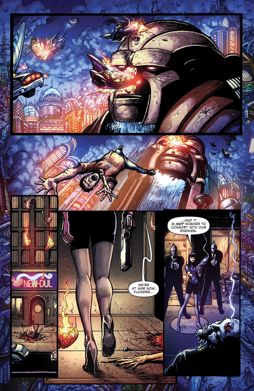 Read online Ballistic (2013) comic -  Issue #5 - 3