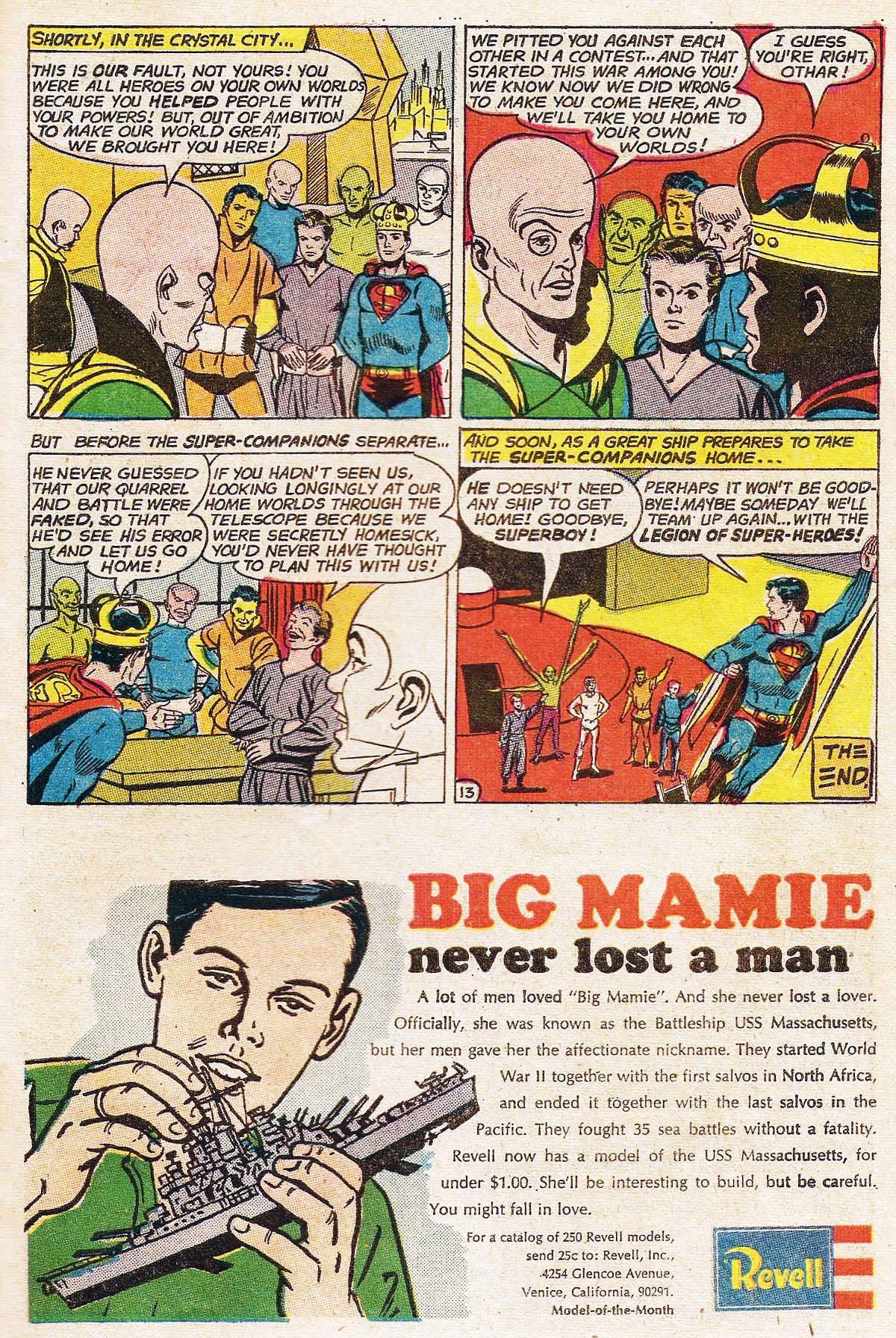 Read online Adventure Comics (1938) comic -  Issue #371 - 31