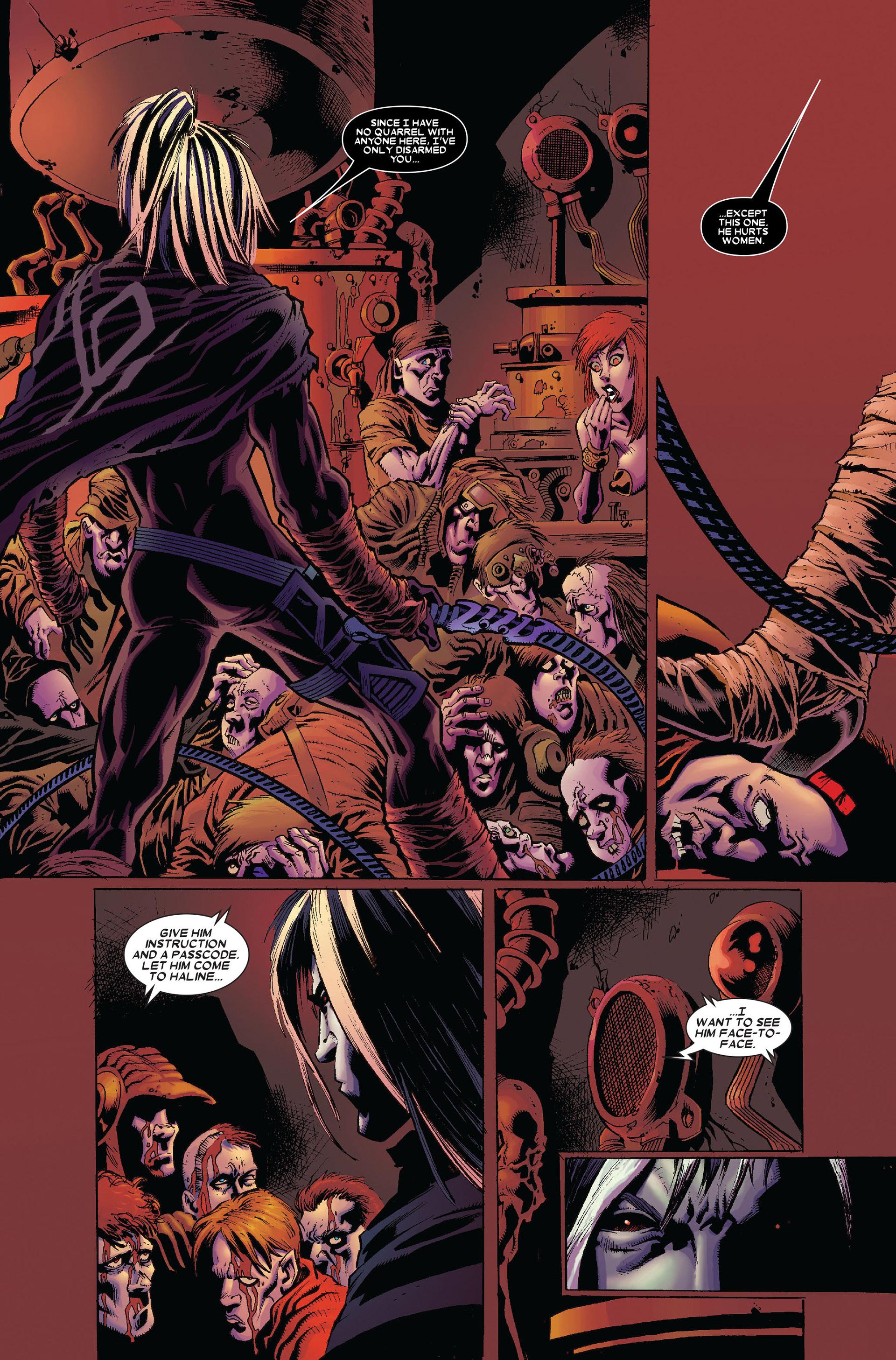 Read online Annihilation: Conquest - Wraith comic -  Issue #1 - 16