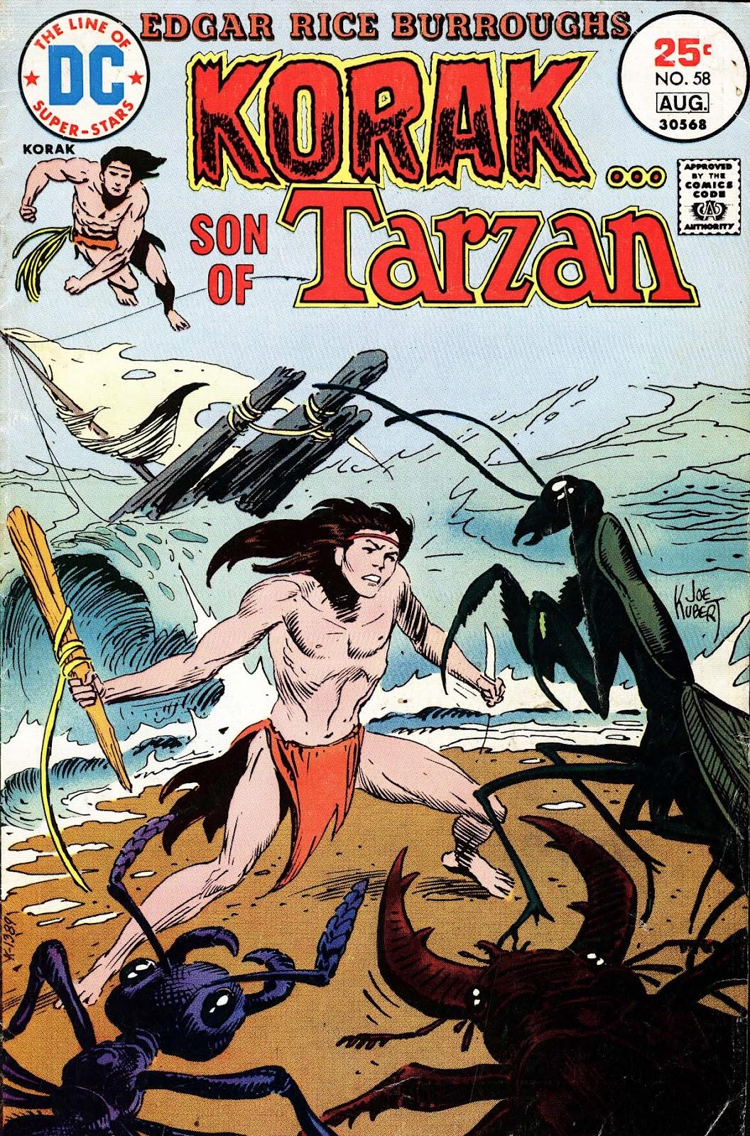 Korak, Son of Tarzan (1972) 58 Page 1
