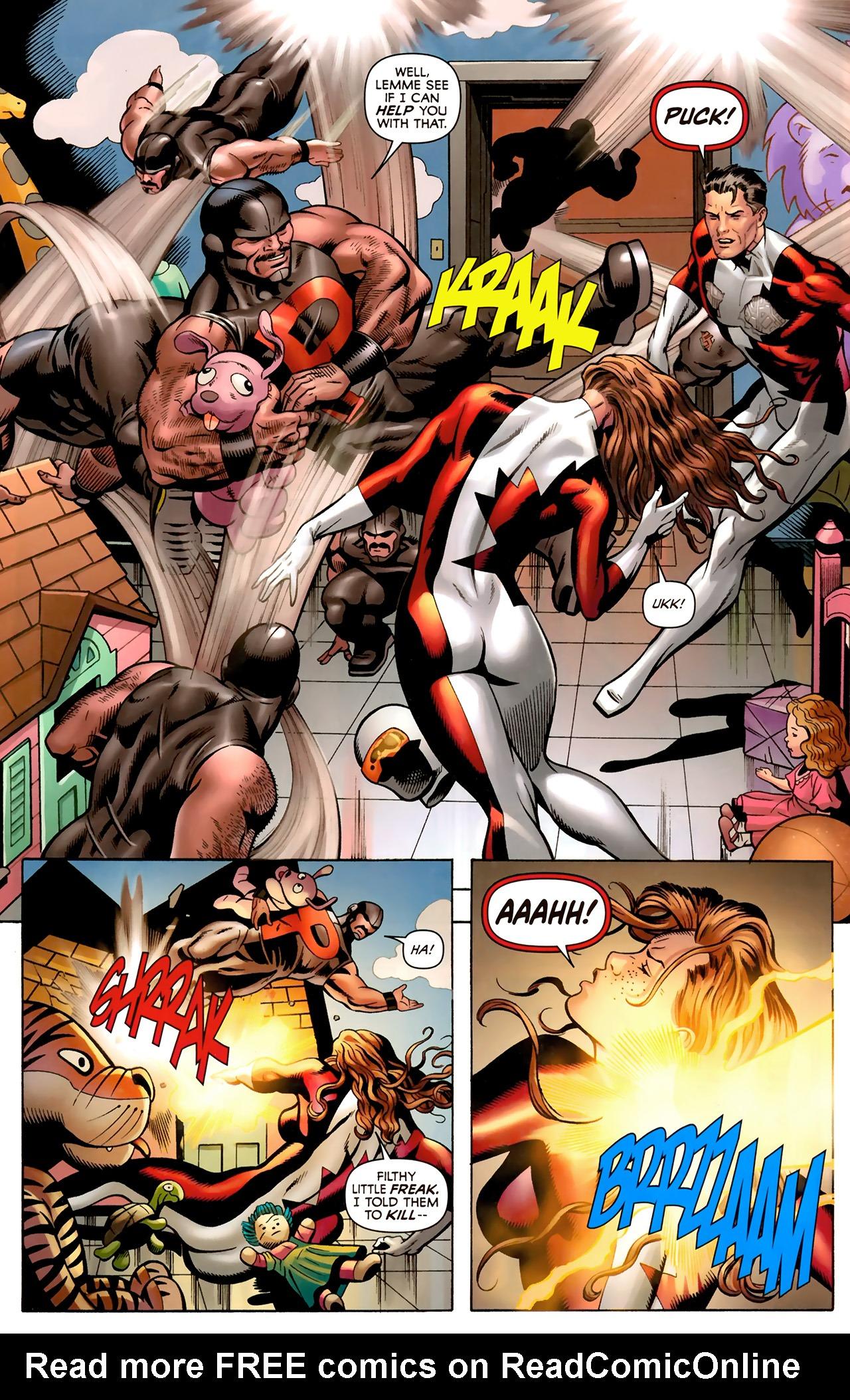 Read online Alpha Flight (2011) comic -  Issue #2 - 17