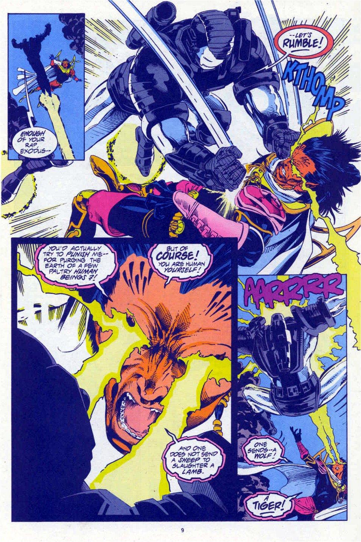 Avengers West Coast (1989) 101 Page 8