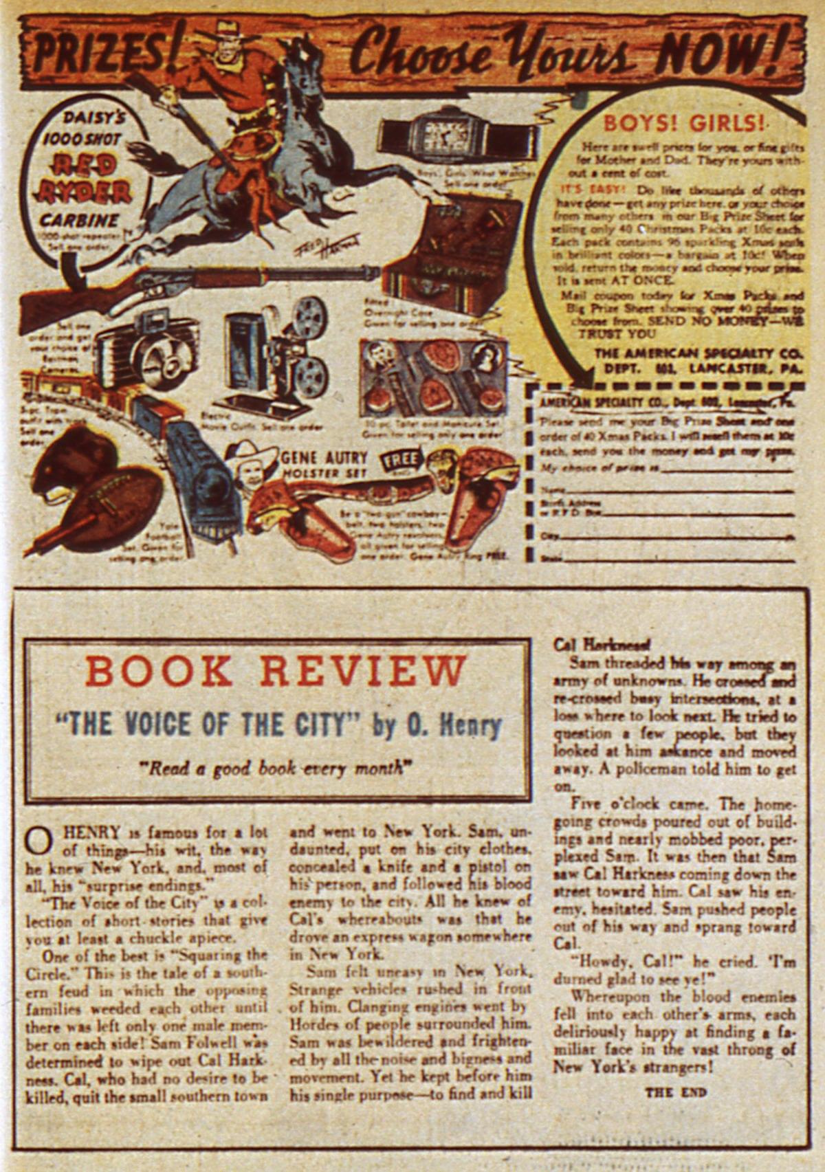 Read online Detective Comics (1937) comic -  Issue #45 - 23