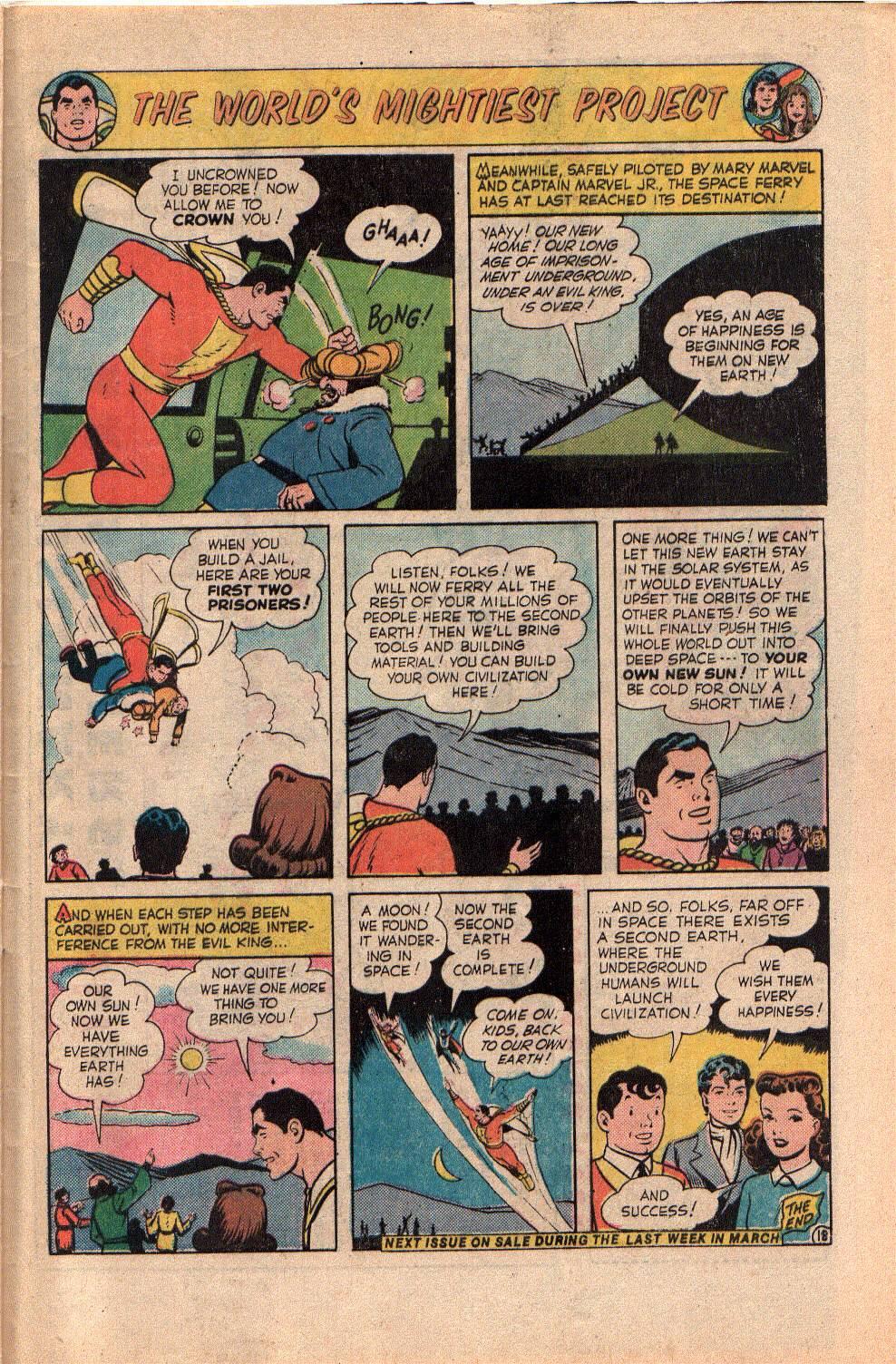 Read online Shazam! (1973) comic -  Issue #23 - 33