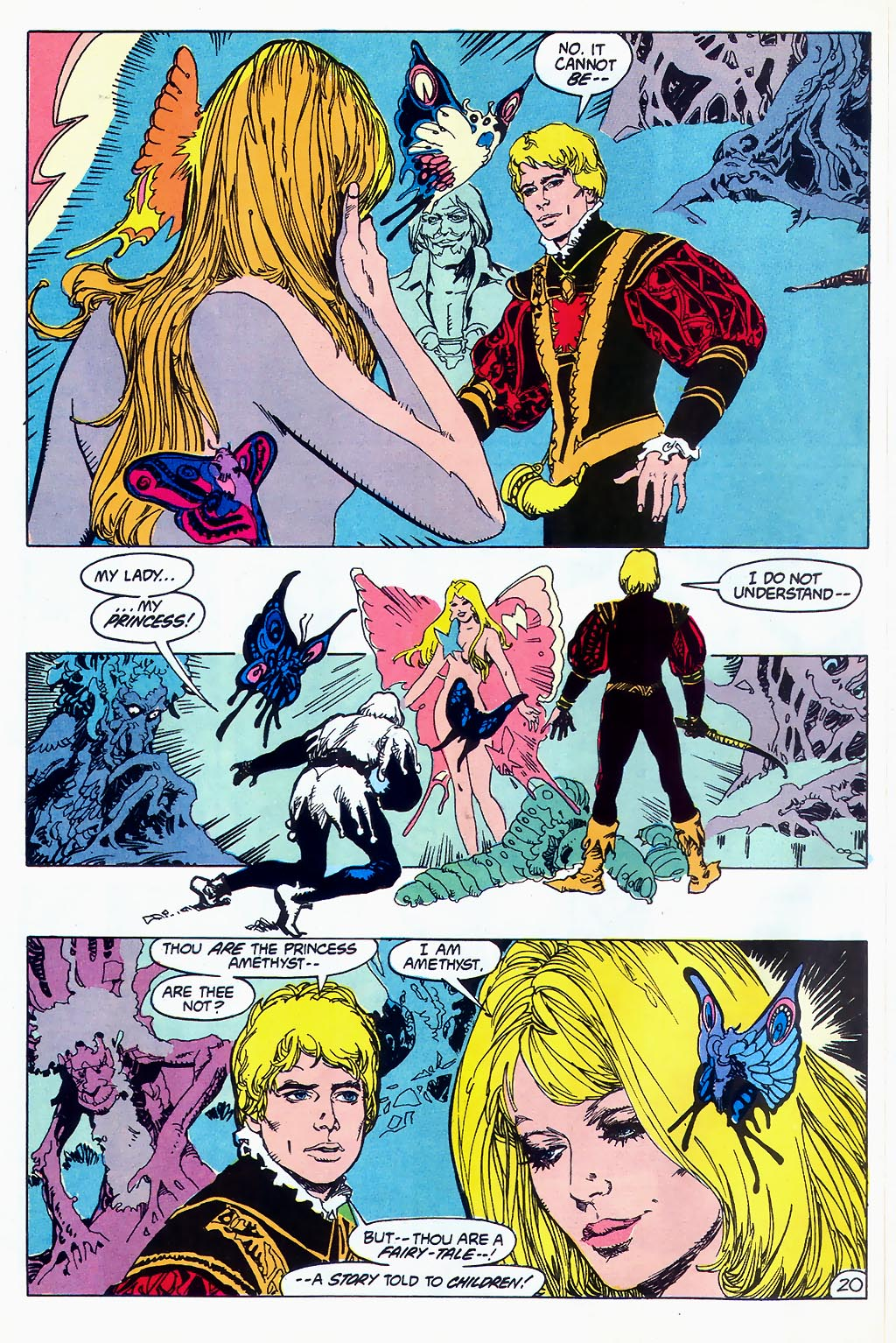 Amethyst (1987) issue 1 - Page 23