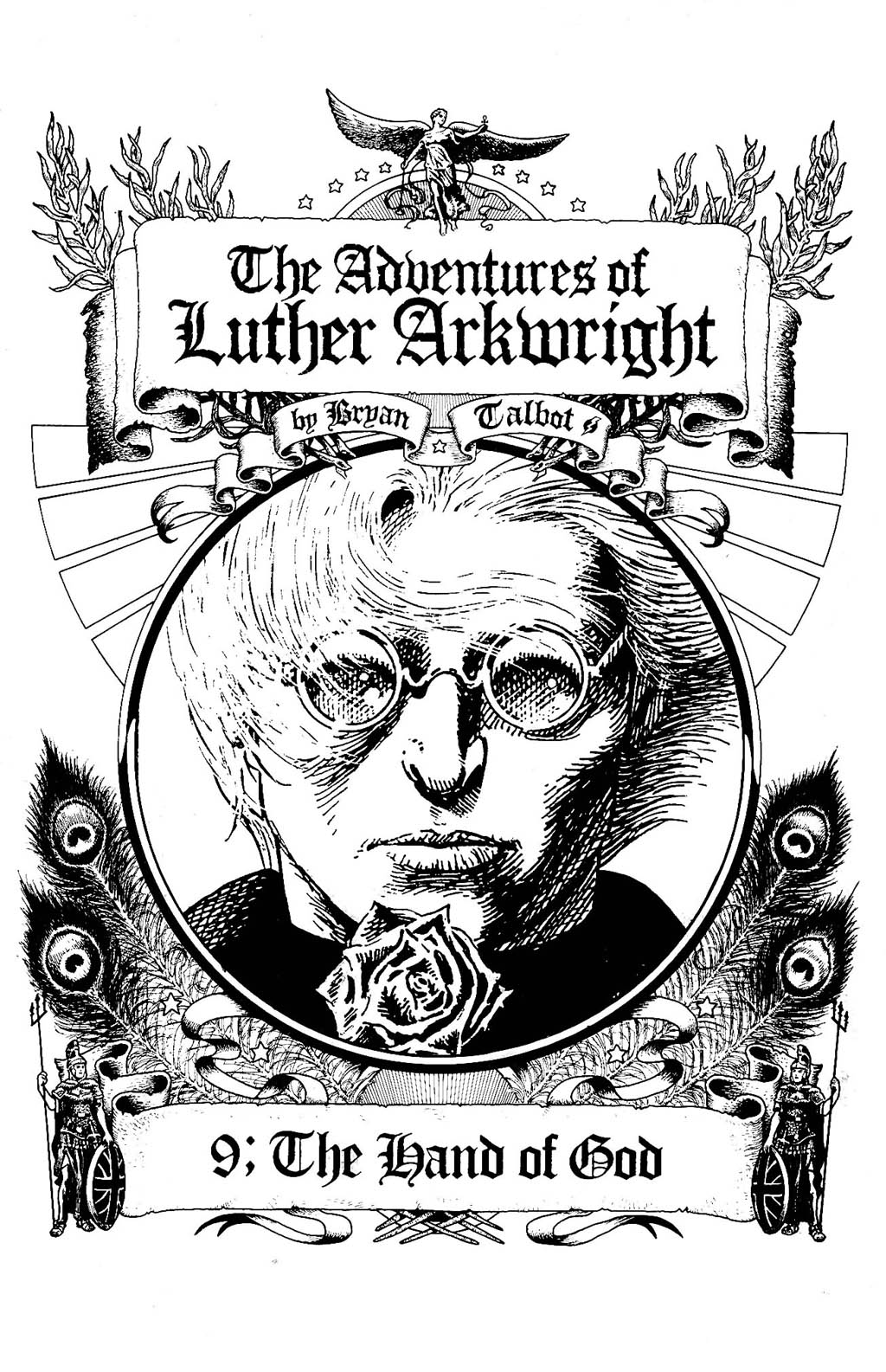 Read online The Adventures of Luther Arkwright comic -  Issue #9 - 3