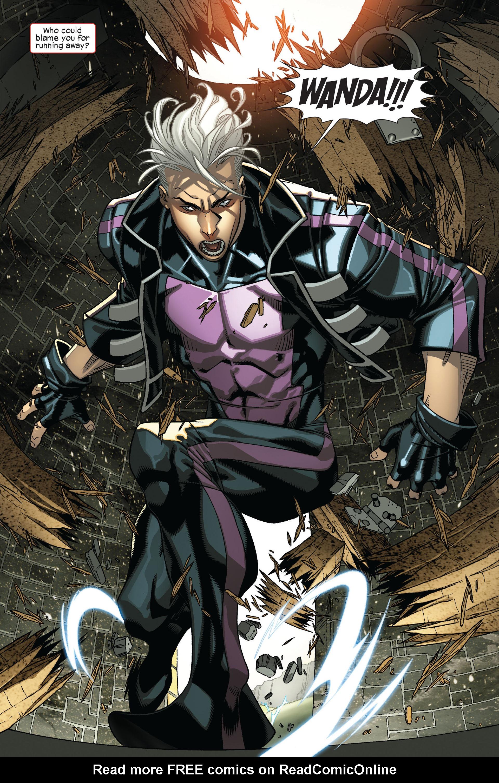 Read online Ultimate Comics X-Men comic -  Issue #7 - 11