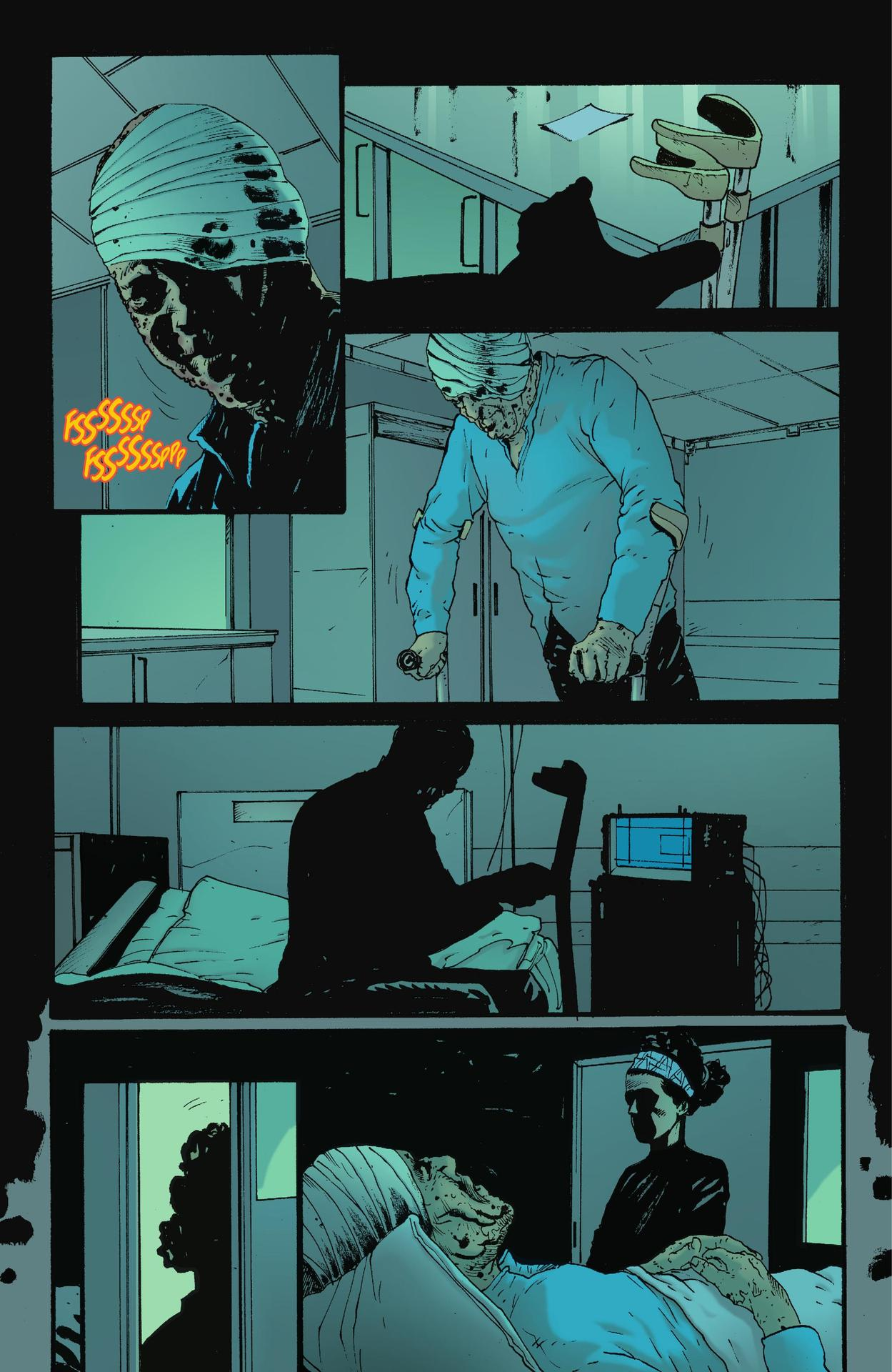 Read online The Girl Who Kicked The Hornet's Nest comic -  Issue # TPB - 58