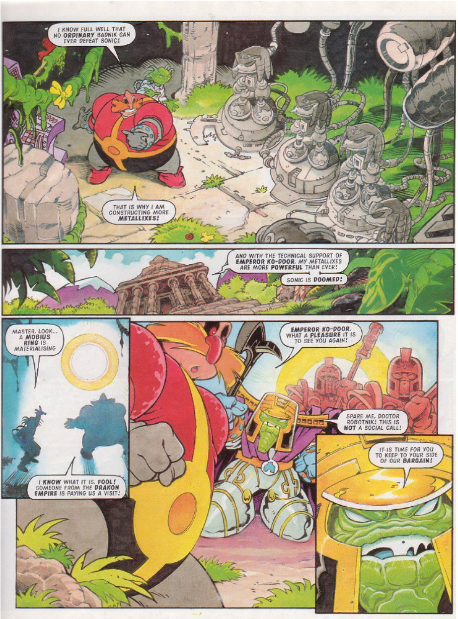Read online Sonic the Comic comic -  Issue #116 - 7