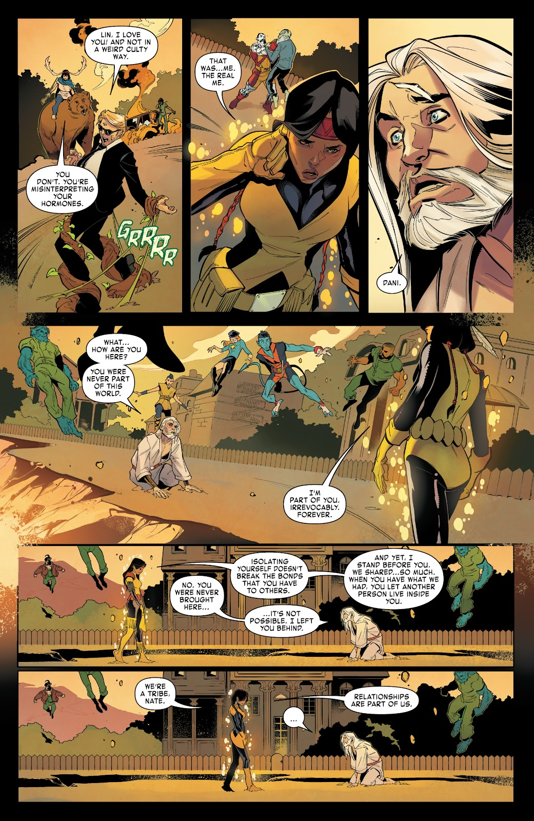 Read online Age of X-Man Omega comic -  Issue # Full - 21