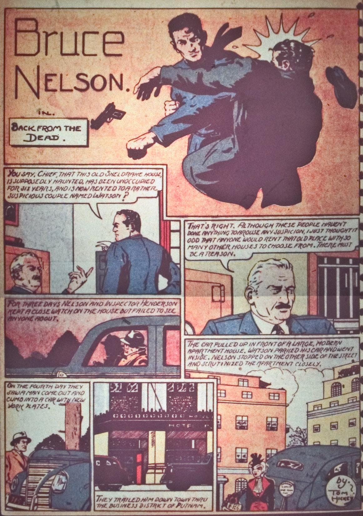 Read online Detective Comics (1937) comic -  Issue #26 - 22