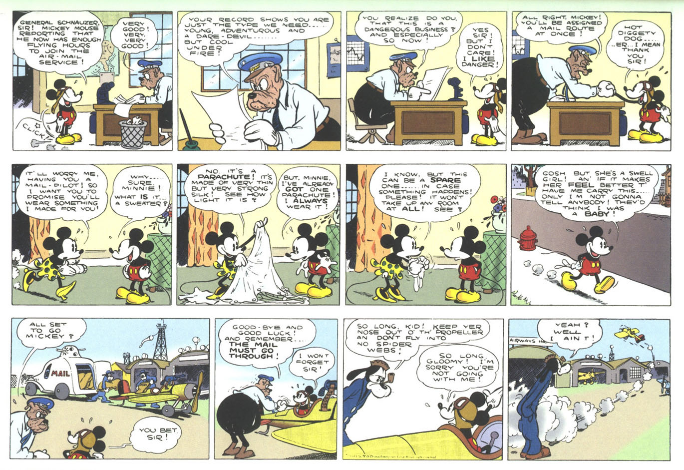Walt Disney's Comics and Stories issue 611 - Page 19