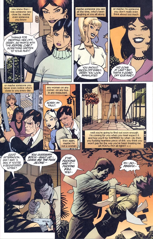 Read online Flinch comic -  Issue #8 - 16
