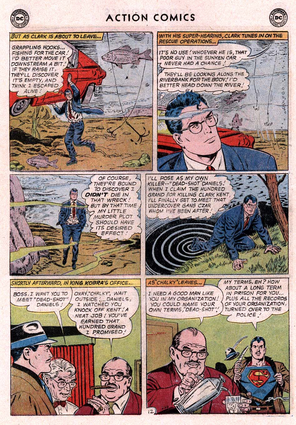 Read online Action Comics (1938) comic -  Issue #307 - 13