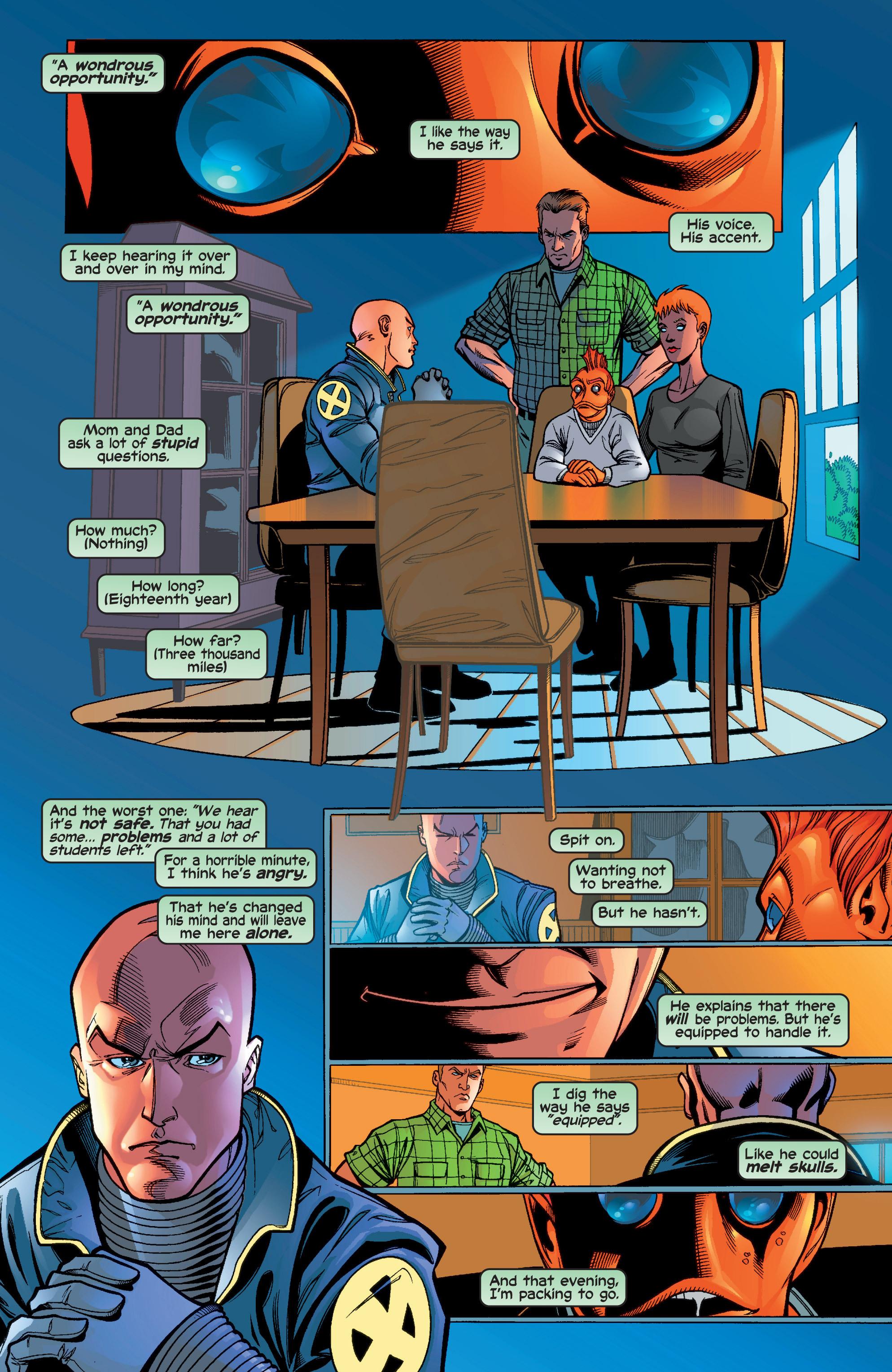Read online Uncanny X-Men (1963) comic -  Issue #410 - 14
