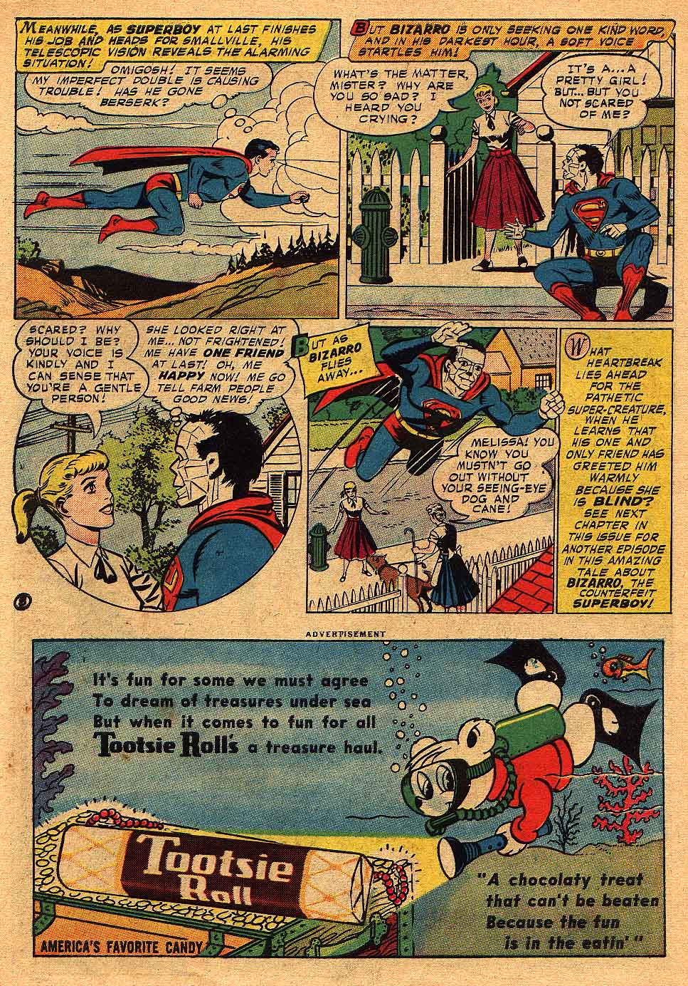 Superboy (1949) issue 68 - Page 9