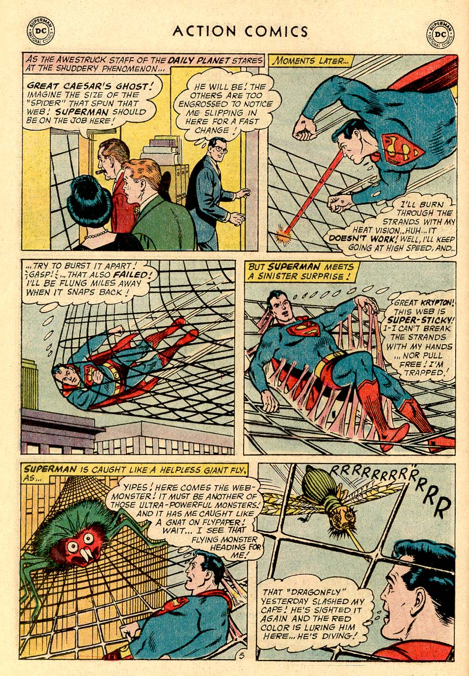 Read online Action Comics (1938) comic -  Issue #326 - 8