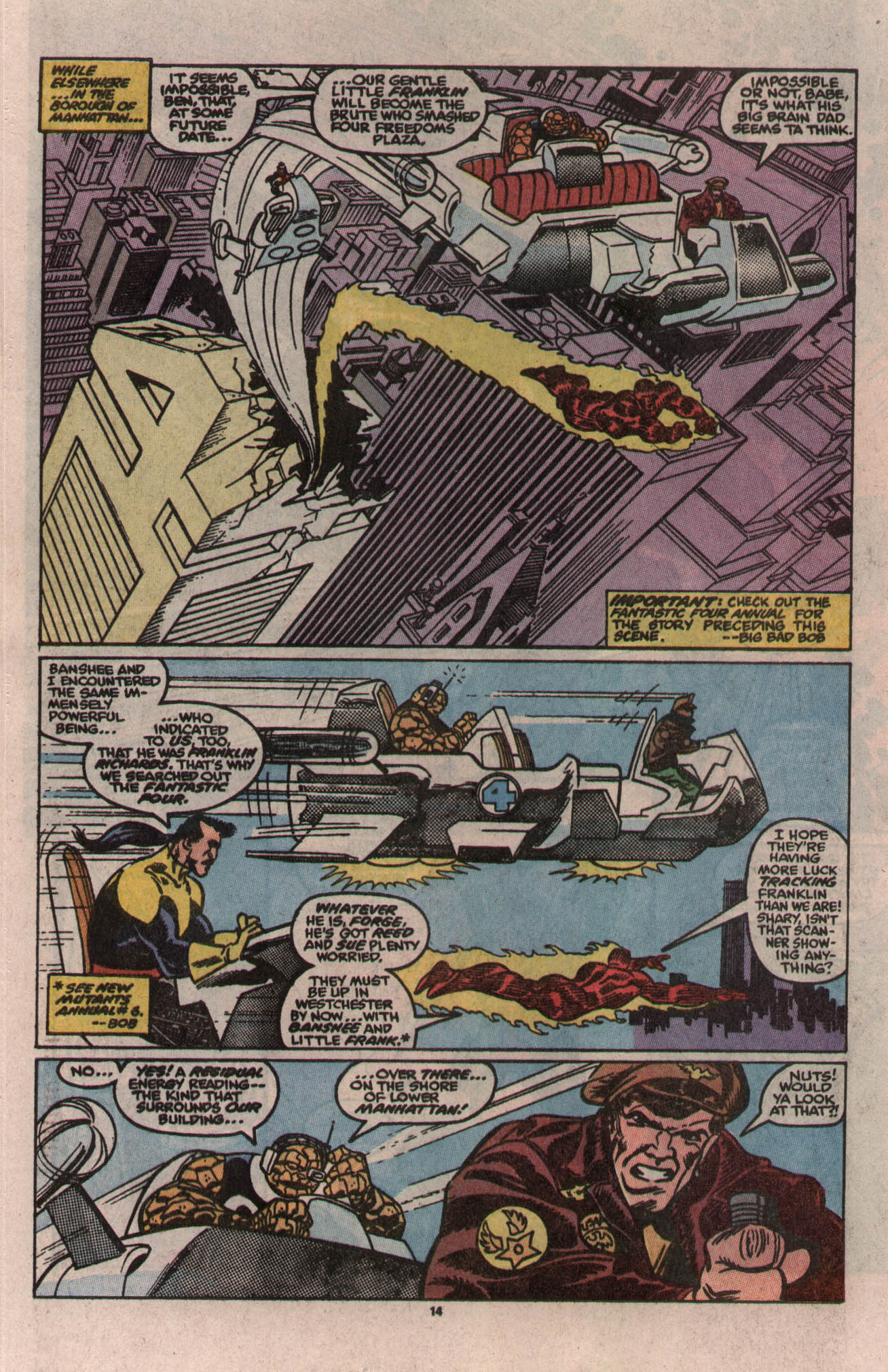 Read online X-Factor (1986) comic -  Issue # _ Annual 5 - 12