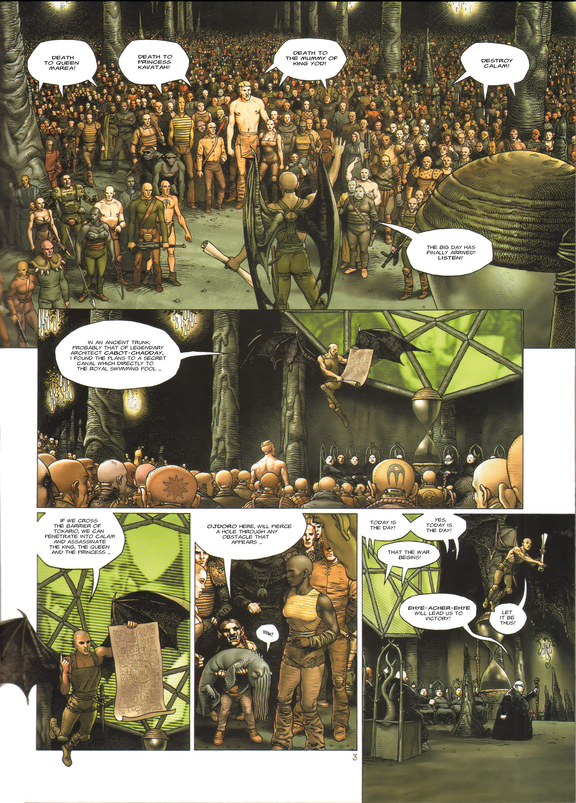 Read online Megalex (2014) comic -  Issue #3 - 6
