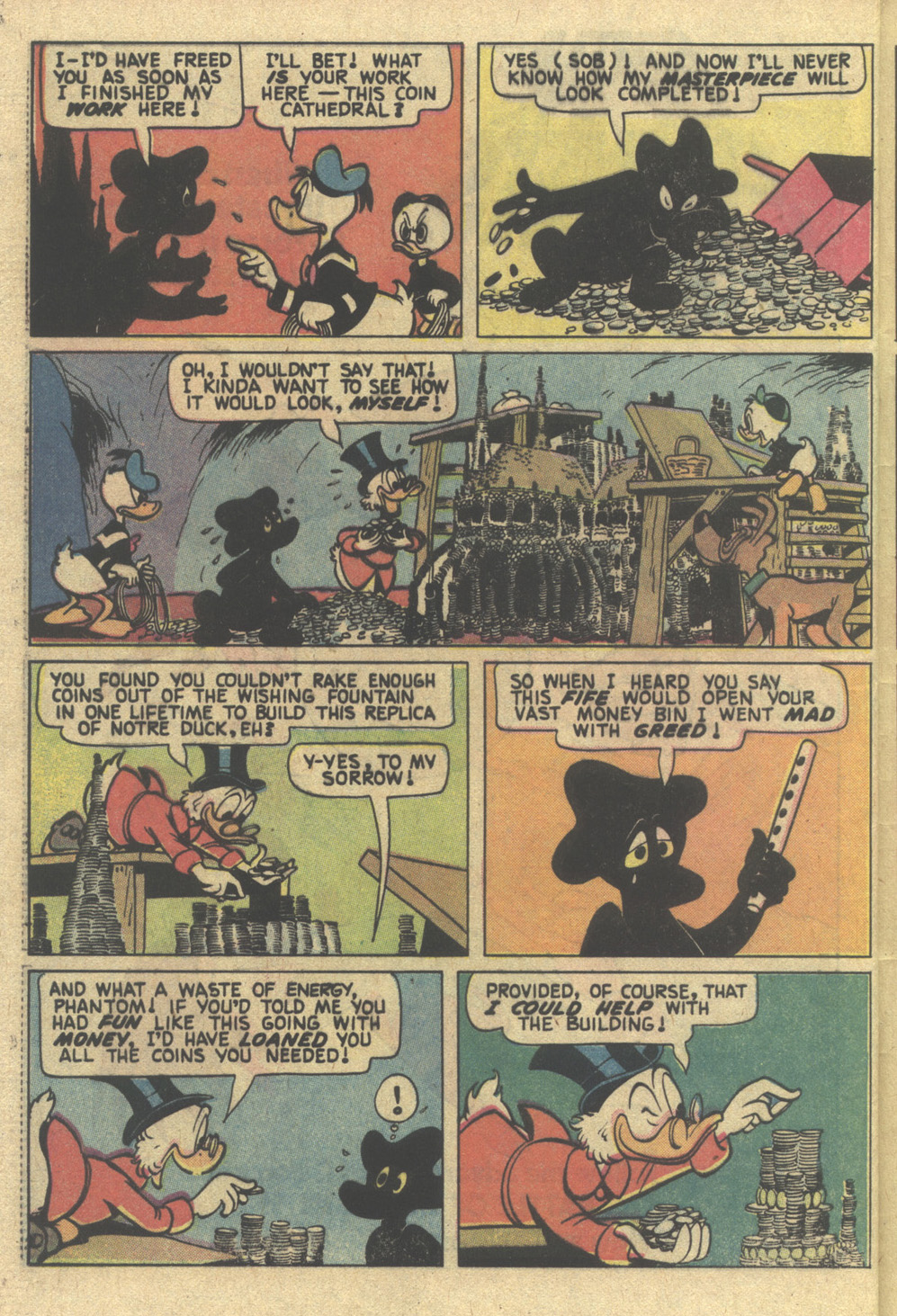 Read online Uncle Scrooge (1953) comic -  Issue #184 - 32