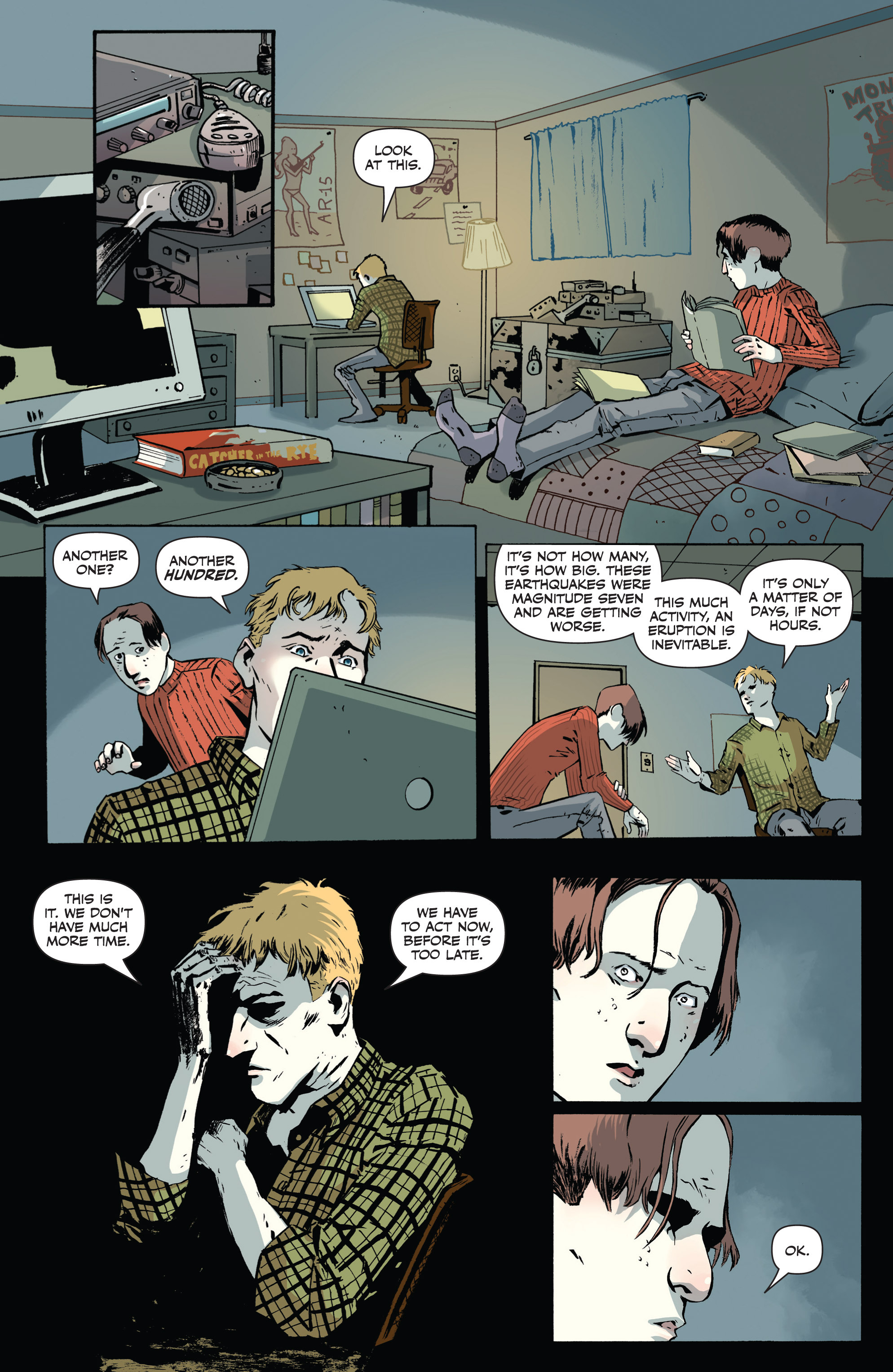 Read online Sheltered comic -  Issue #1 - 10