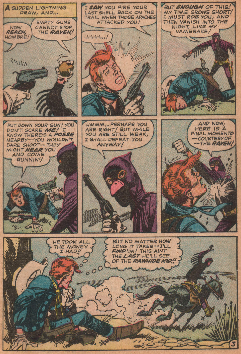 The Rawhide Kid (1955) issue 35 - Page 5