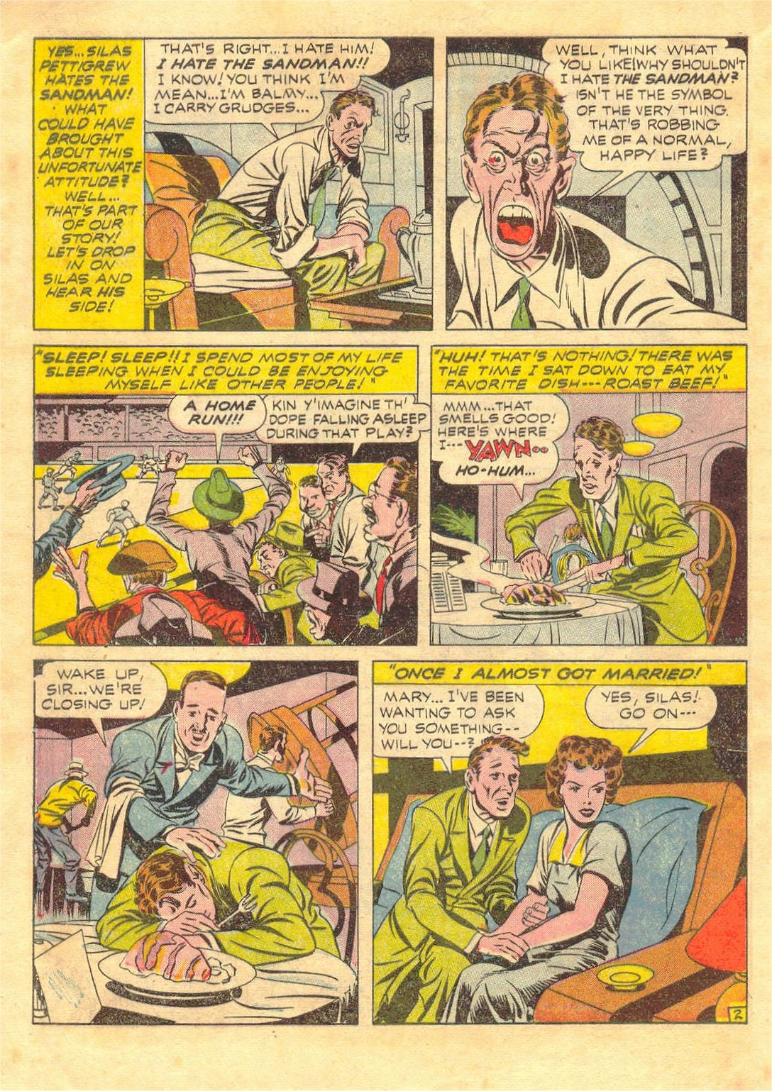 Read online Adventure Comics (1938) comic -  Issue #87 - 4