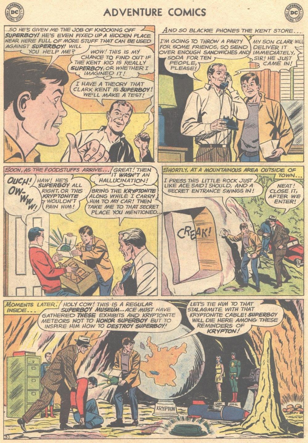 Read online Adventure Comics (1938) comic -  Issue #309 - 24