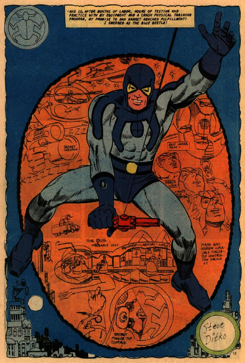 Blue Beetle (1967) issue 2 - Page 16