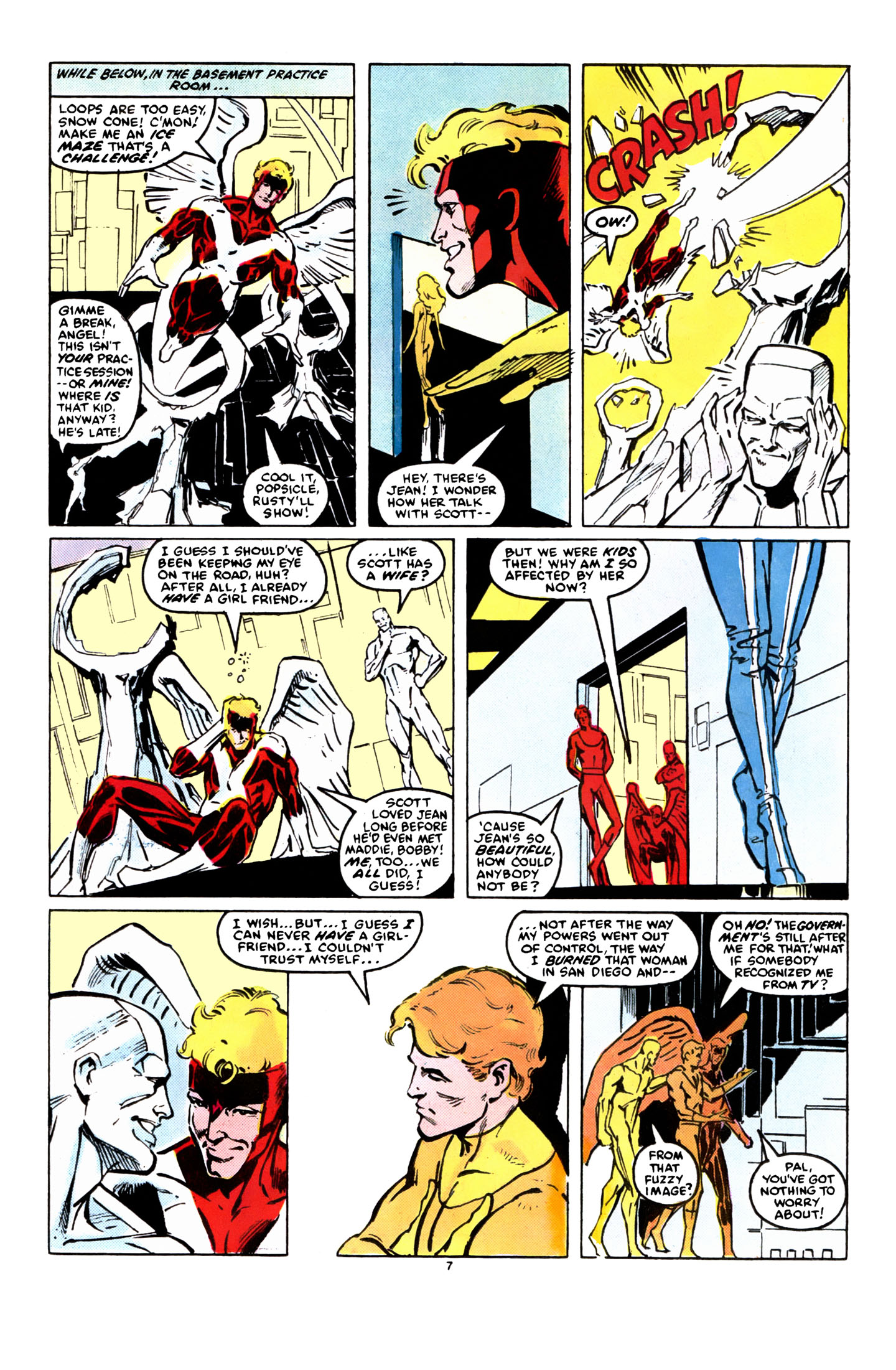 Read online X-Factor (1986) comic -  Issue #8 - 8