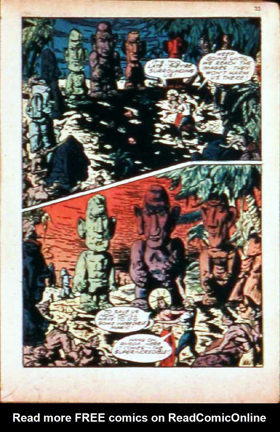 Read online Super-Magician Comics comic -  Issue #17 - 33