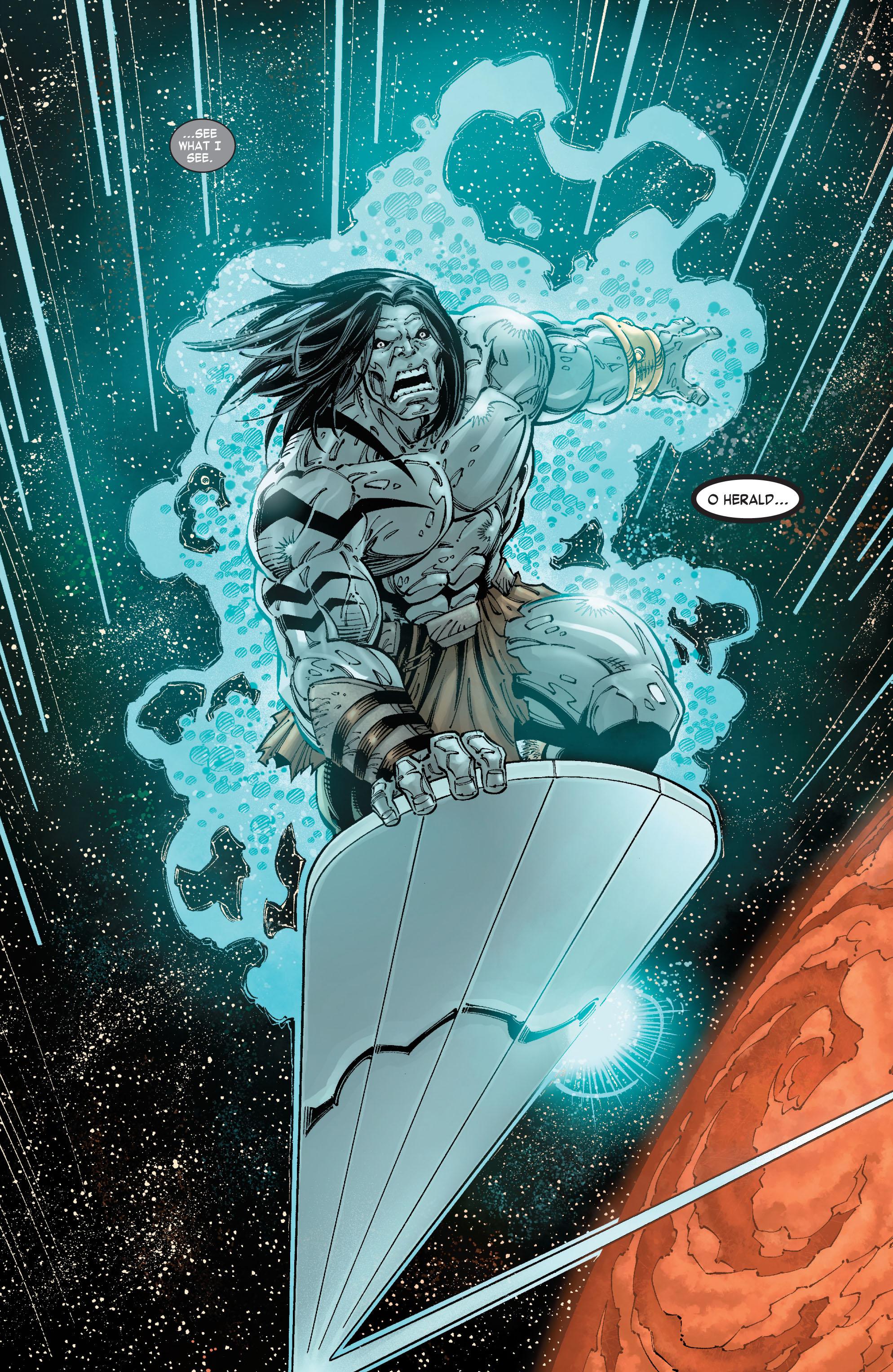Read online Skaar: Son of Hulk comic -  Issue #9 - 23
