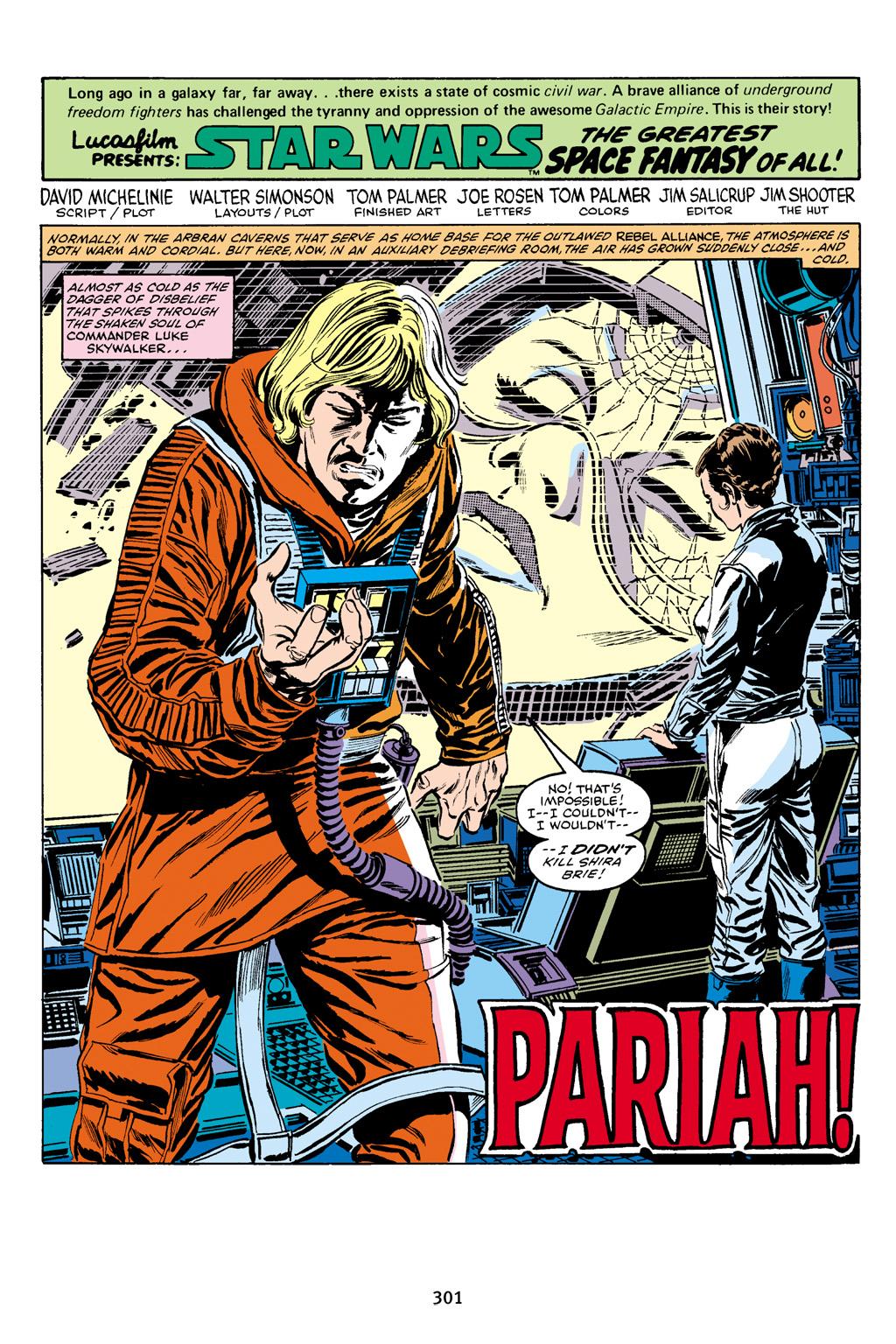Read online Star Wars Omnibus comic -  Issue # Vol. 16 - 296