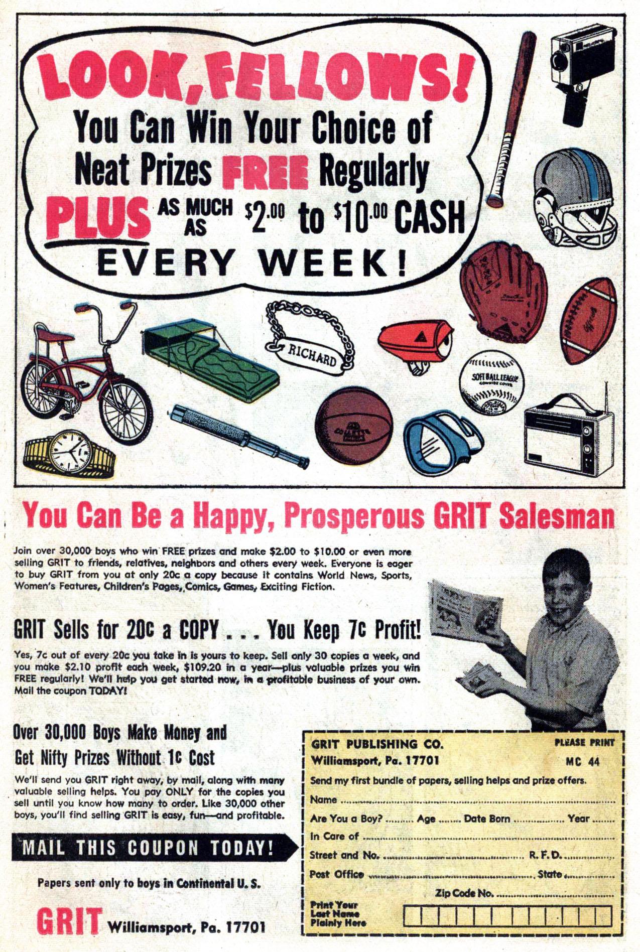 Read online Amazing Adventures (1970) comic -  Issue #24 - 13