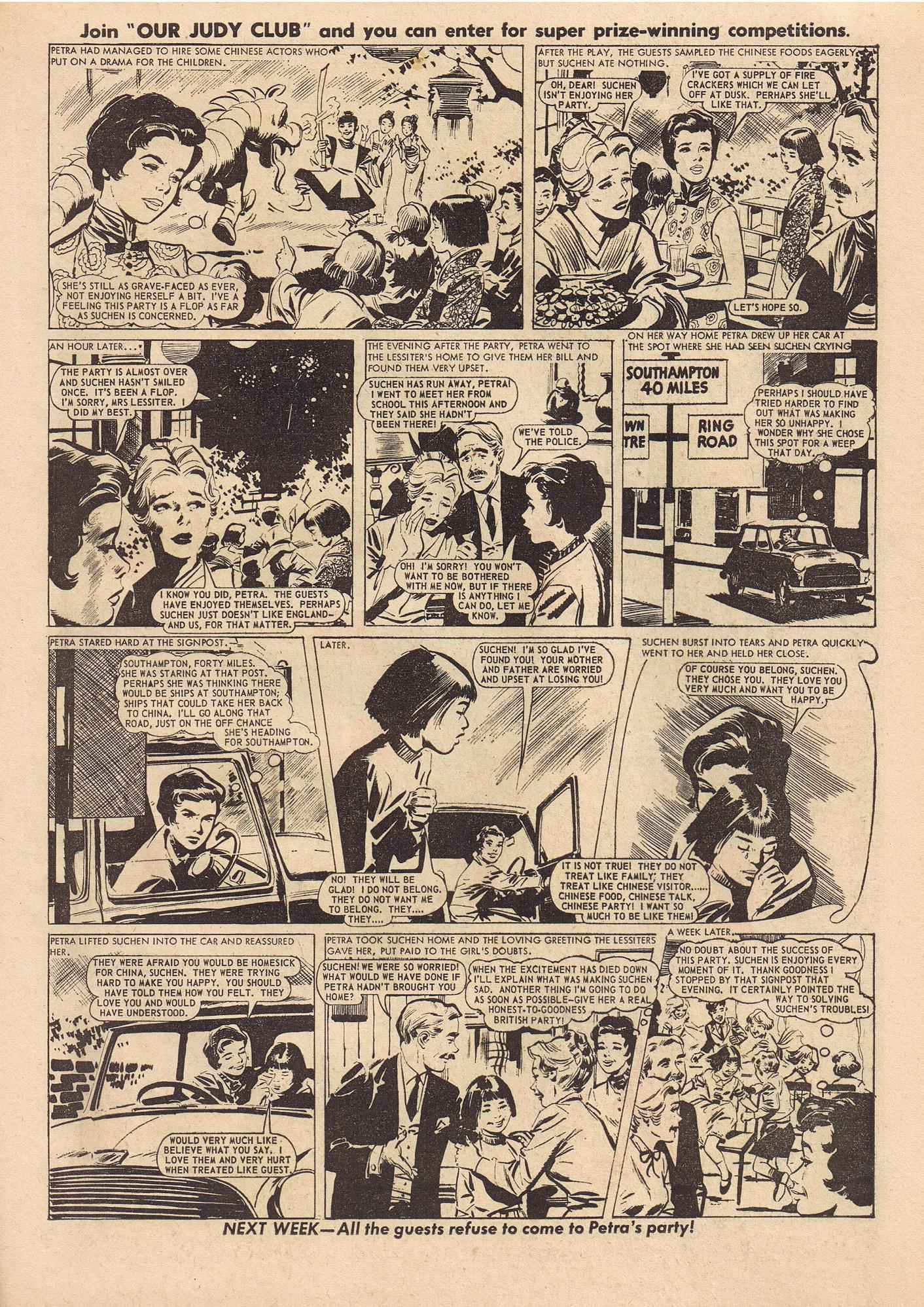 Read online Judy comic -  Issue #316 - 31