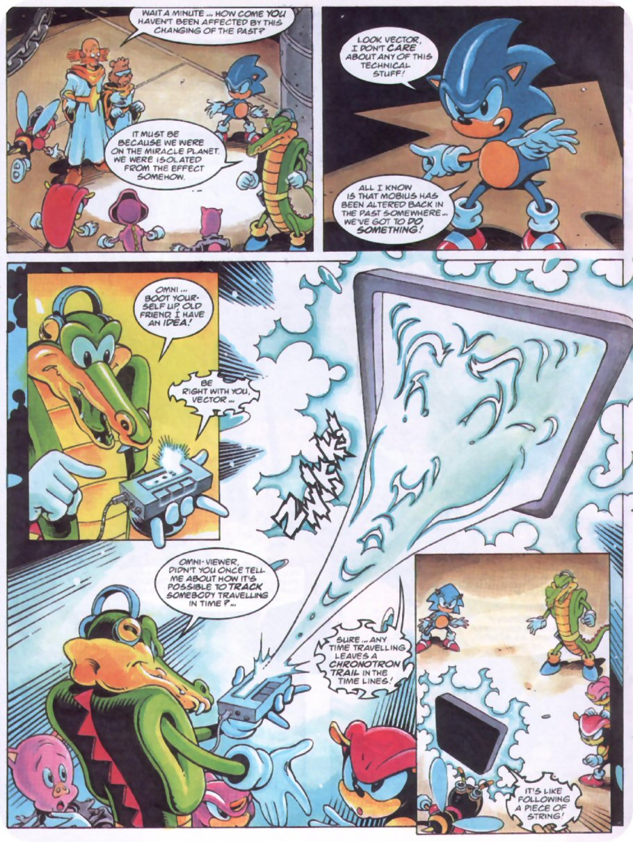 Read online Sonic the Comic comic -  Issue #70 - 4
