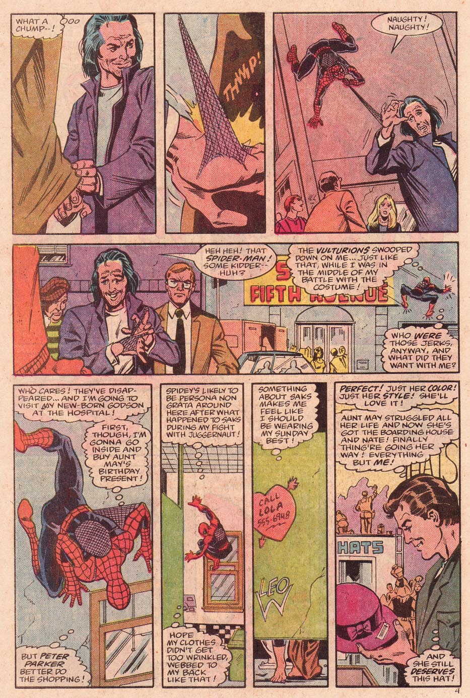 Web of Spider-Man (1985) Issue #2 #12 - English 5