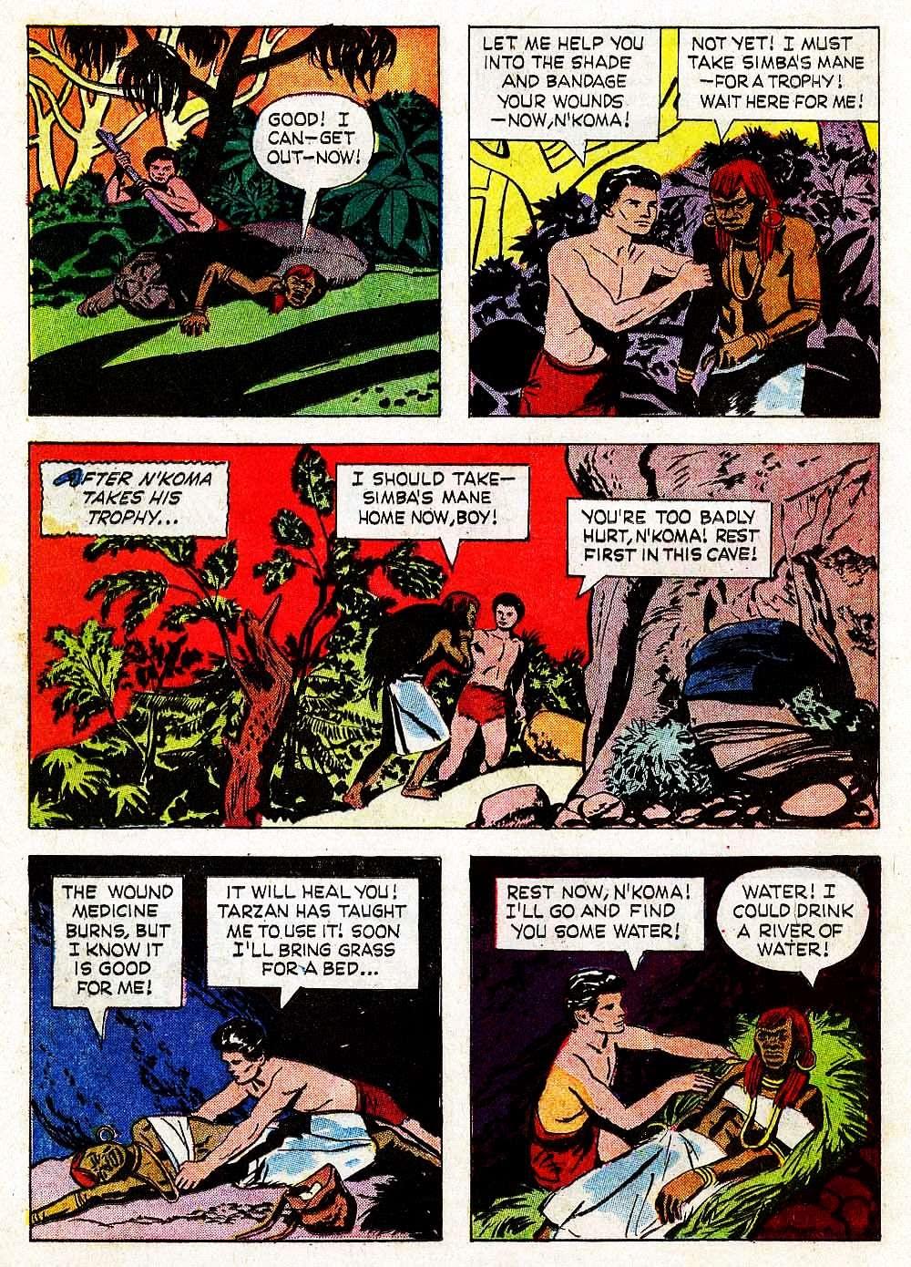 Tarzan (1962) issue 139 - Page 24