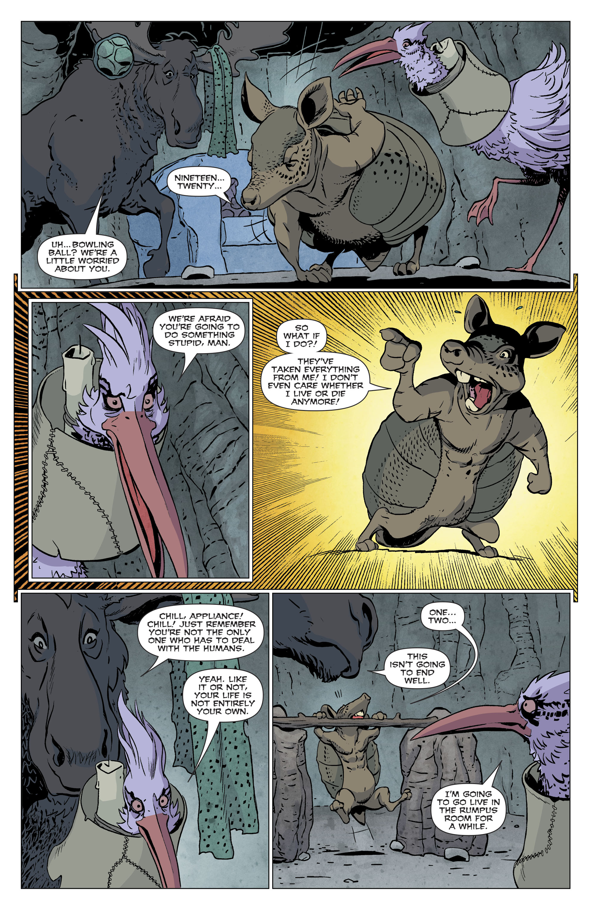 Read online The Flintstones comic -  Issue #12 - 11