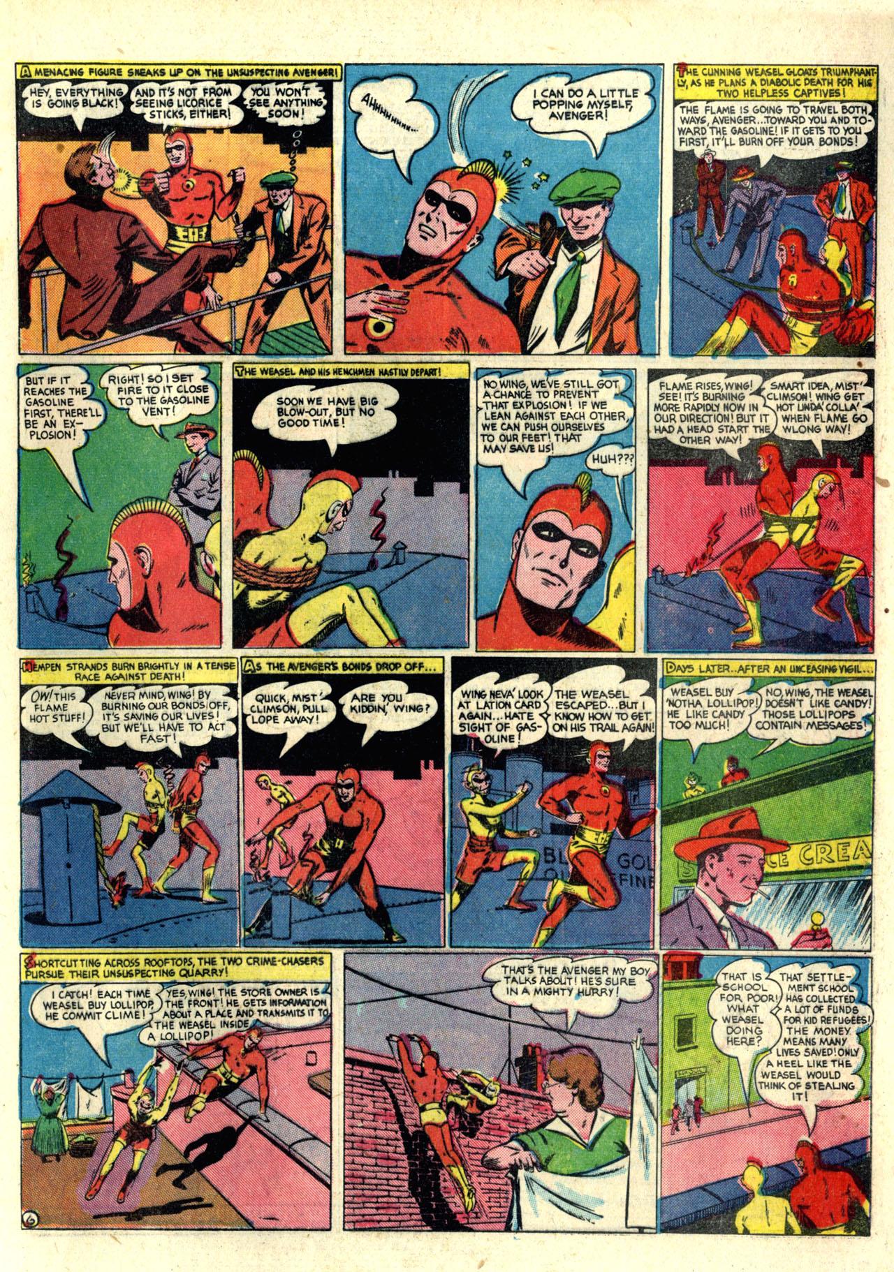 Read online Detective Comics (1937) comic -  Issue #76 - 33