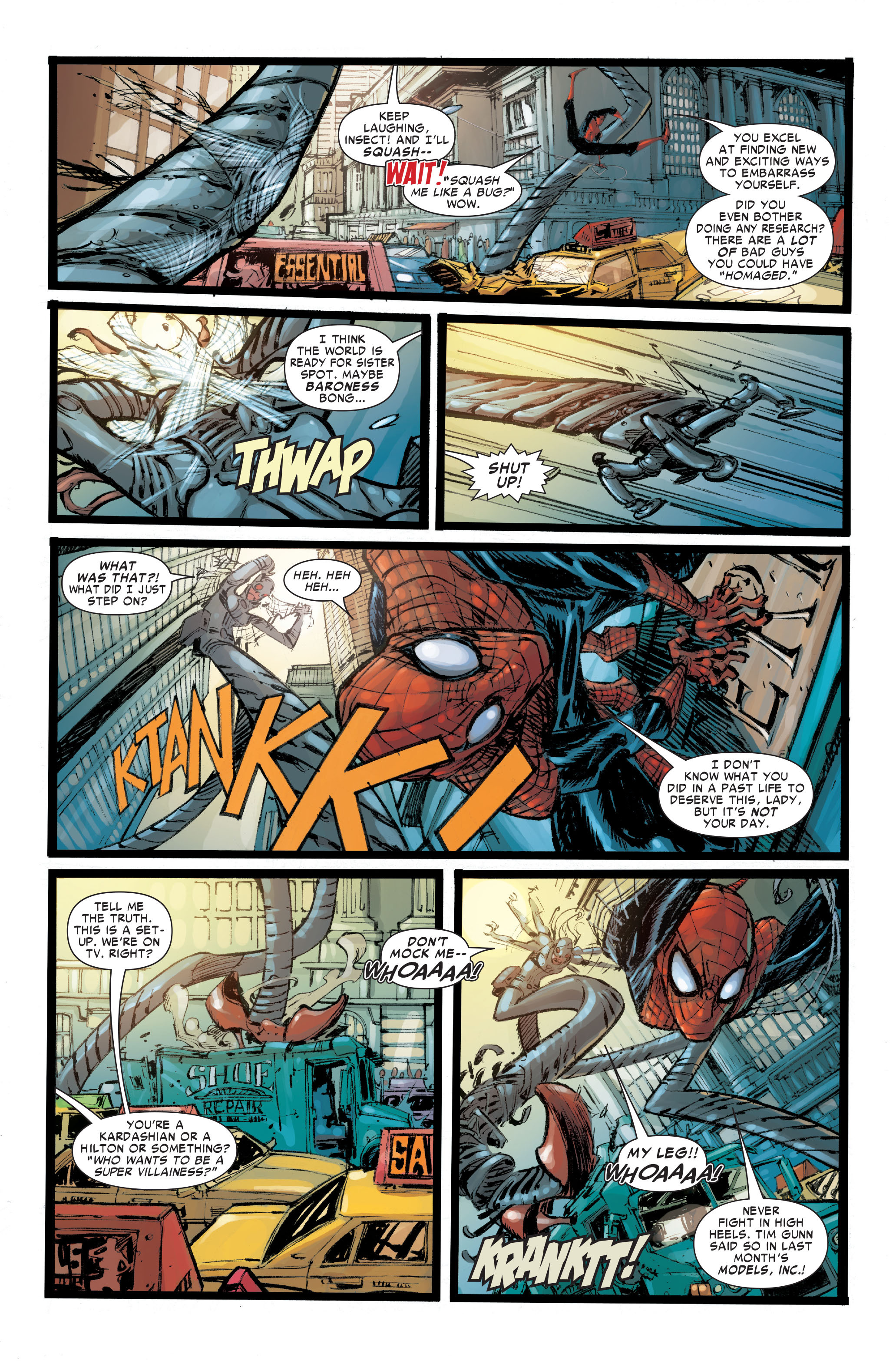The Amazing Spider-Man (1963) 611 Page 9