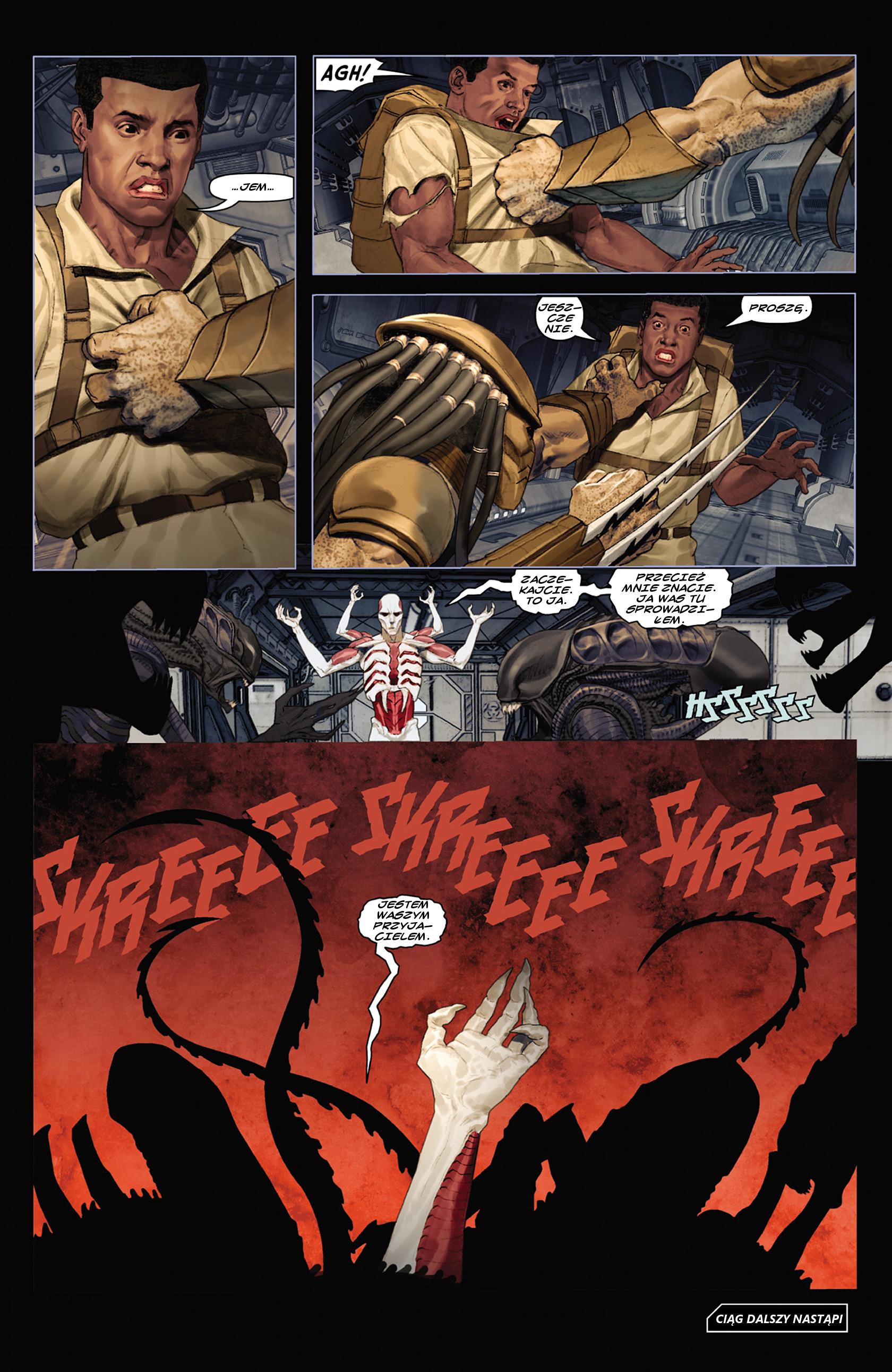 Read online Alien vs. Predator: Fire and Stone comic -  Issue #2 - 24