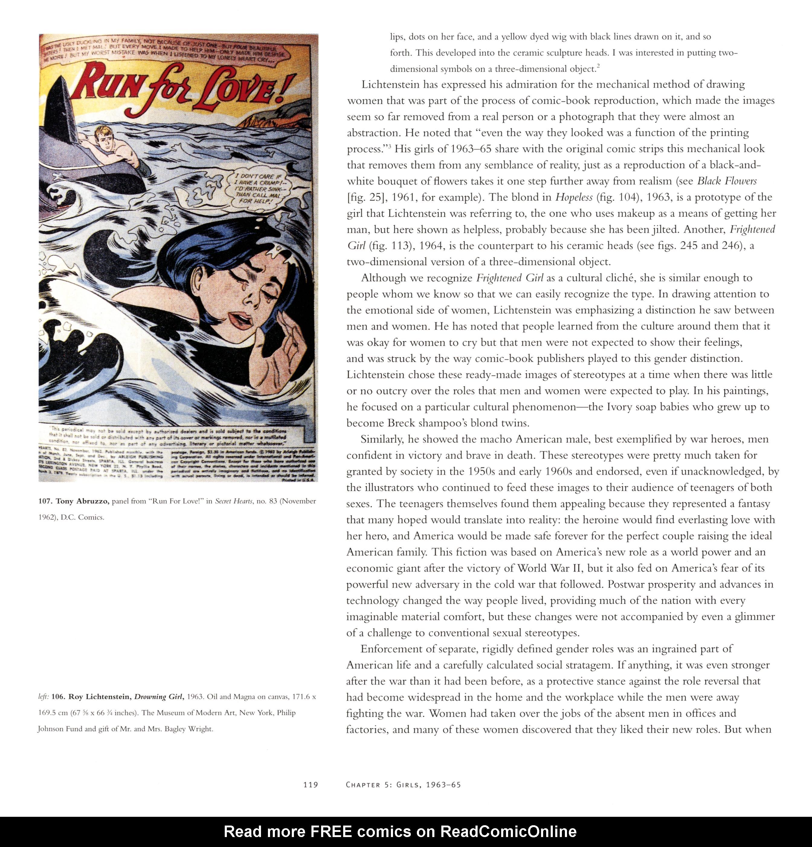 Read online Secret Hearts comic -  Issue #83 - 46