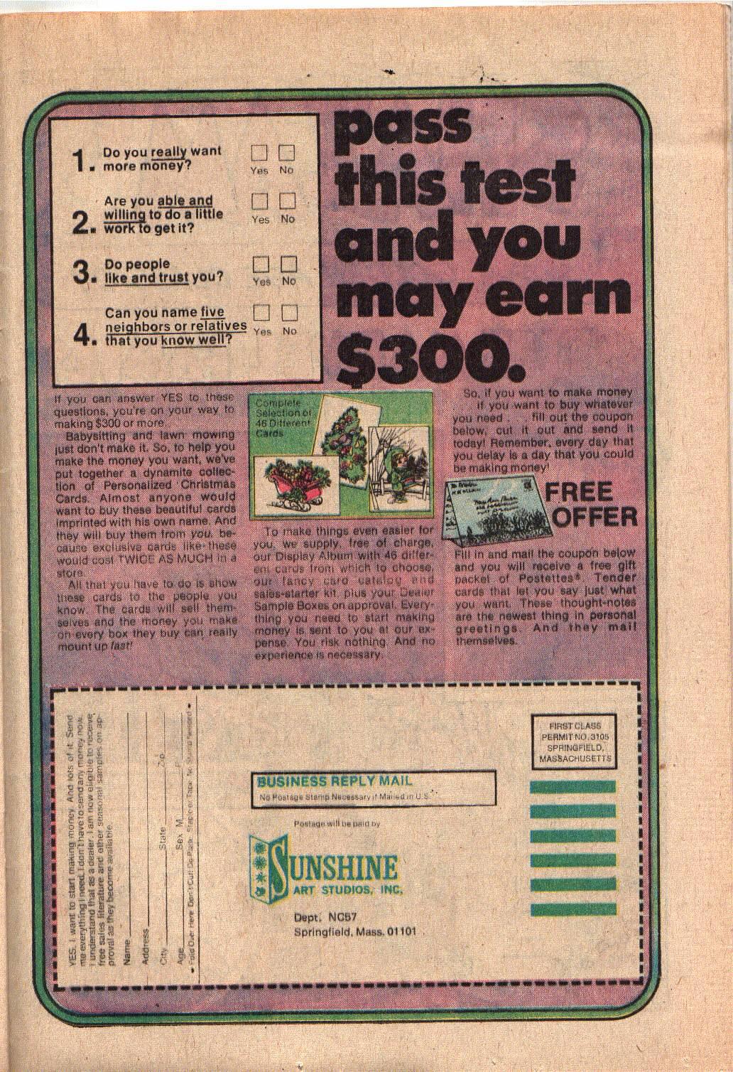 Read online Shazam! (1973) comic -  Issue #6 - 25