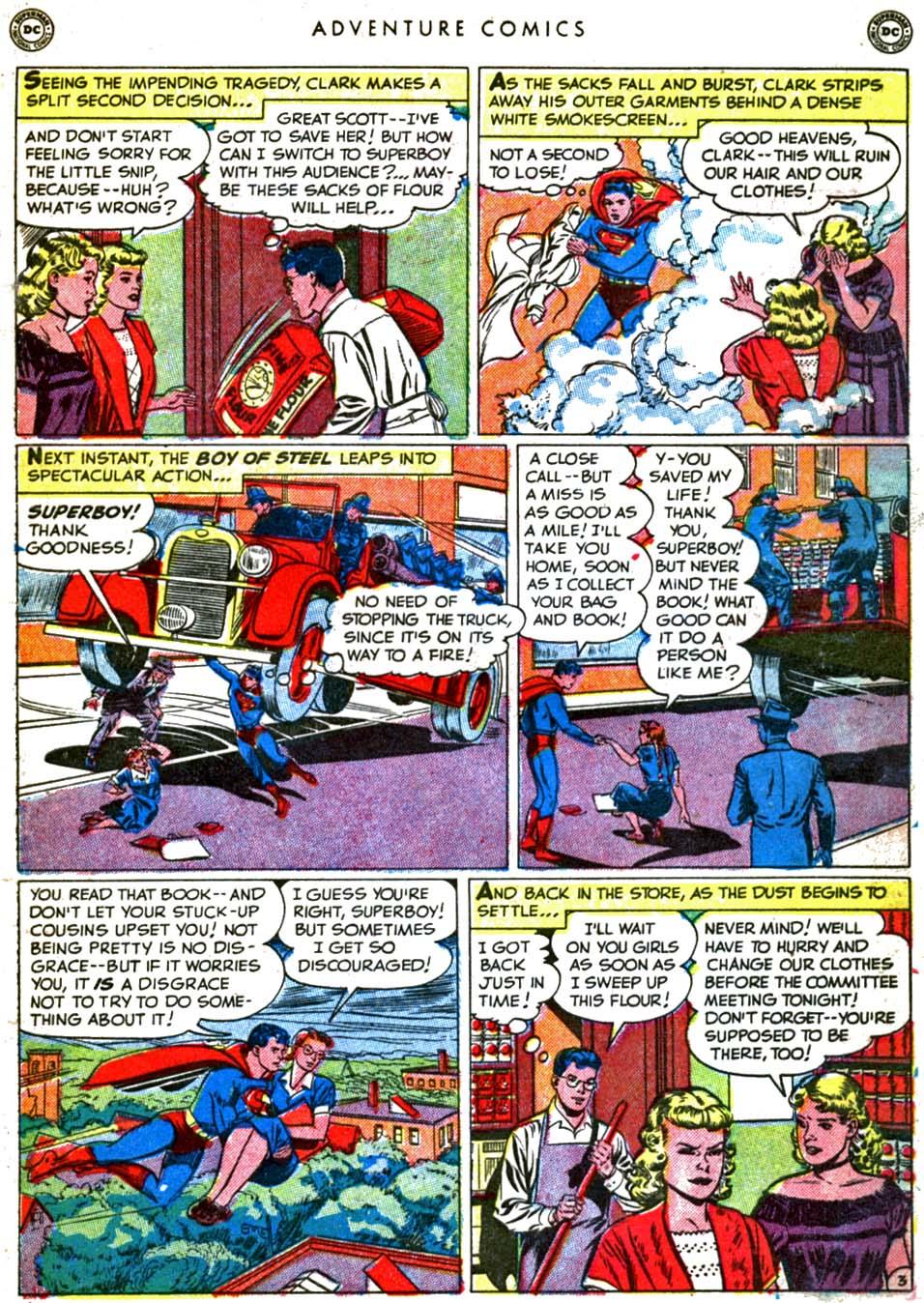 Read online Adventure Comics (1938) comic -  Issue #160 - 5
