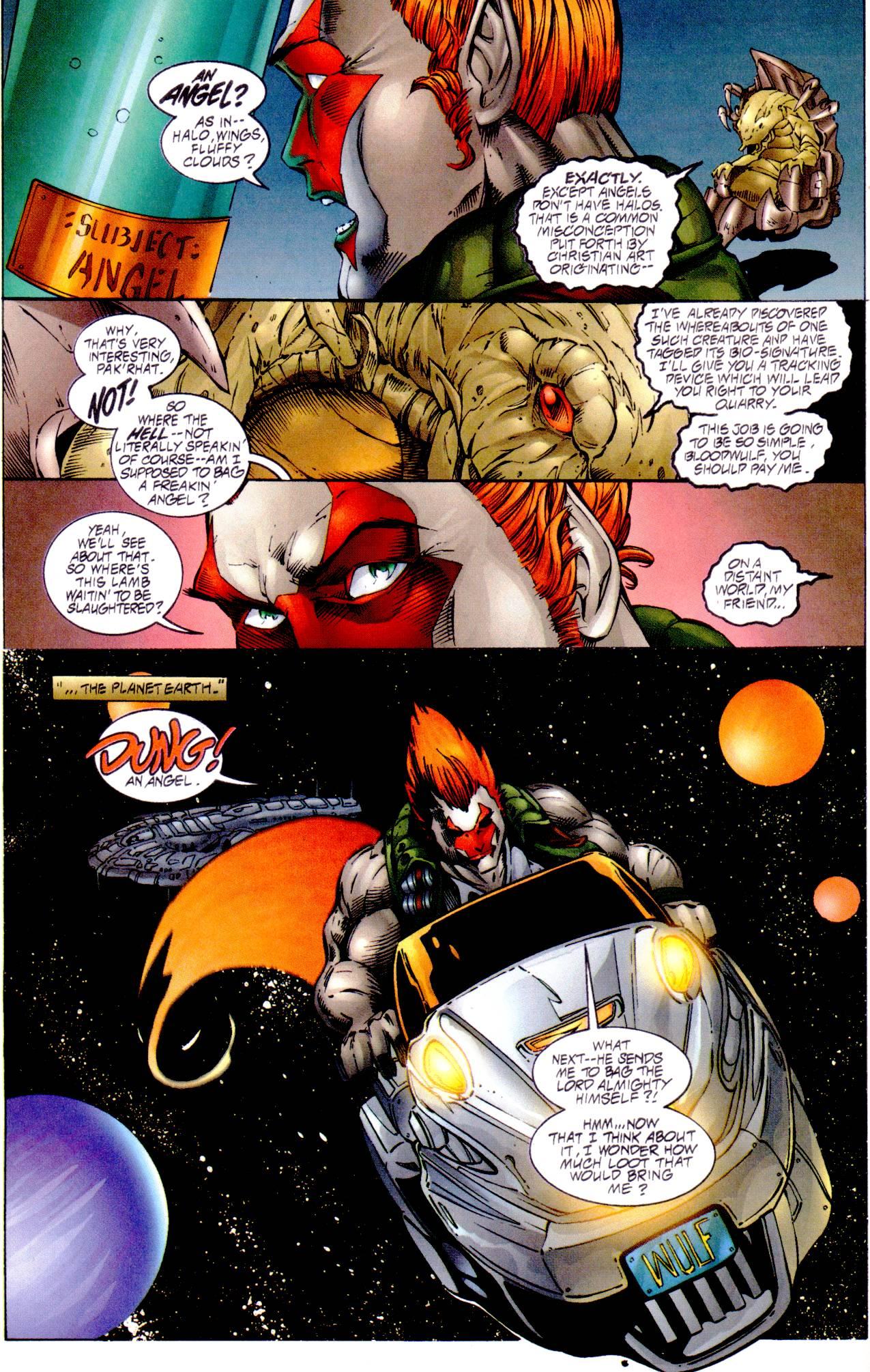 Read online Avengelyne (1996) comic -  Issue #14 - 6