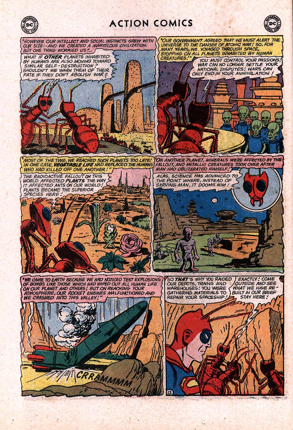 Read online Action Comics (1938) comic -  Issue #296 - 14
