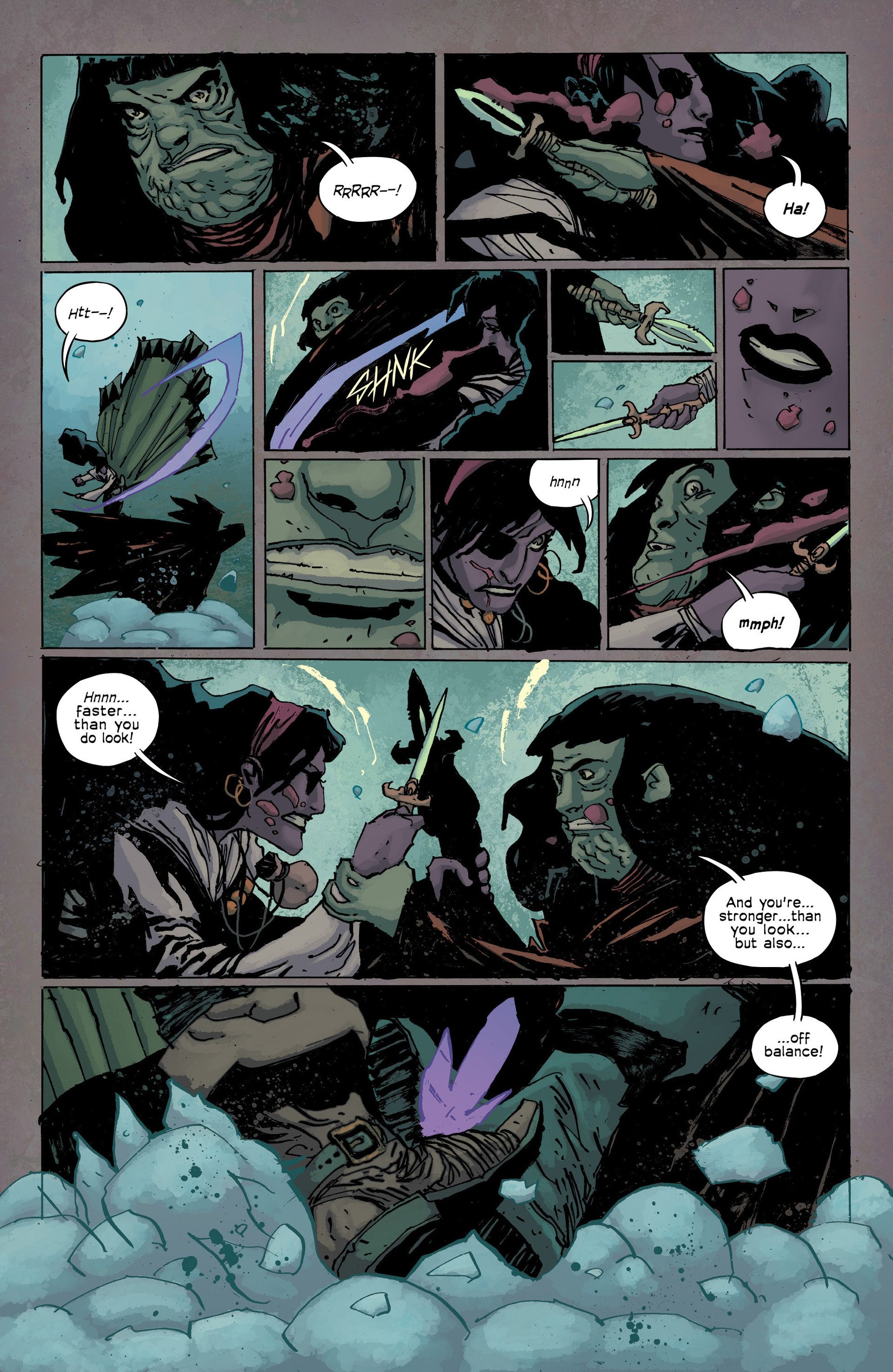 Read online Umbral comic -  Issue #9 - 9