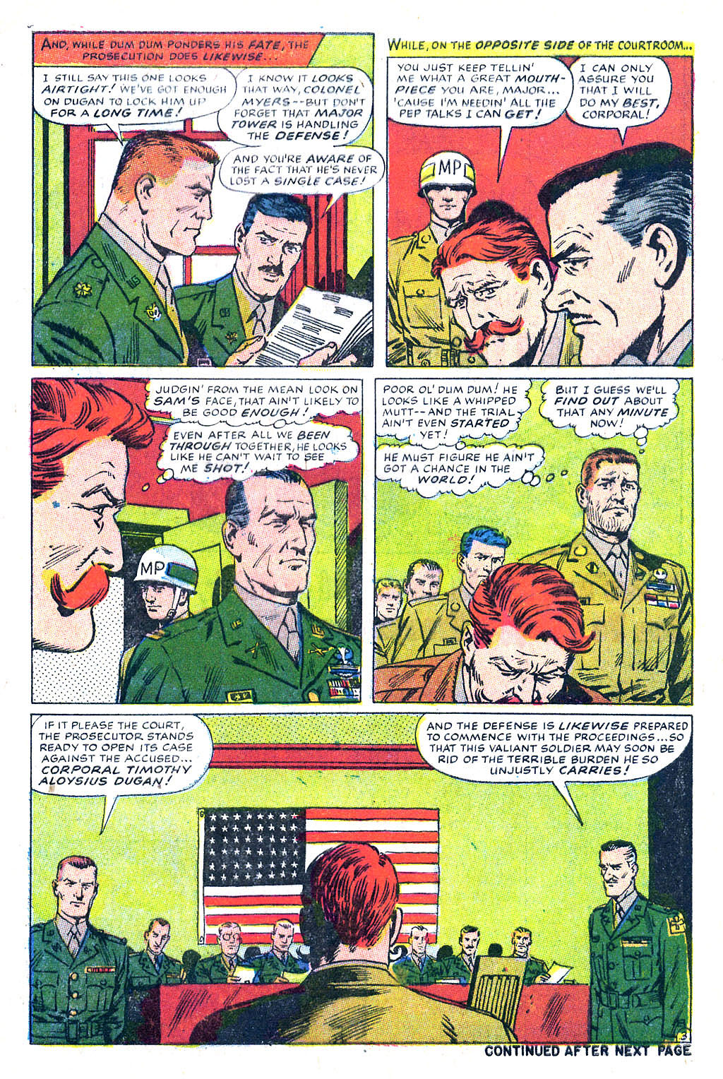Sgt. Fury issue 60 - Page 5