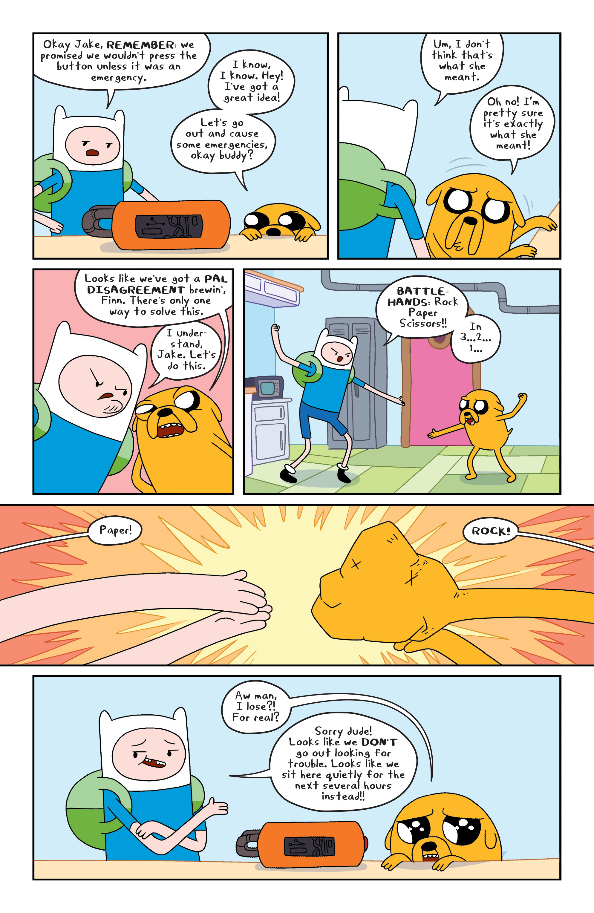 Read online Adventure Time comic -  Issue #Adventure Time _TPB 2 - 33